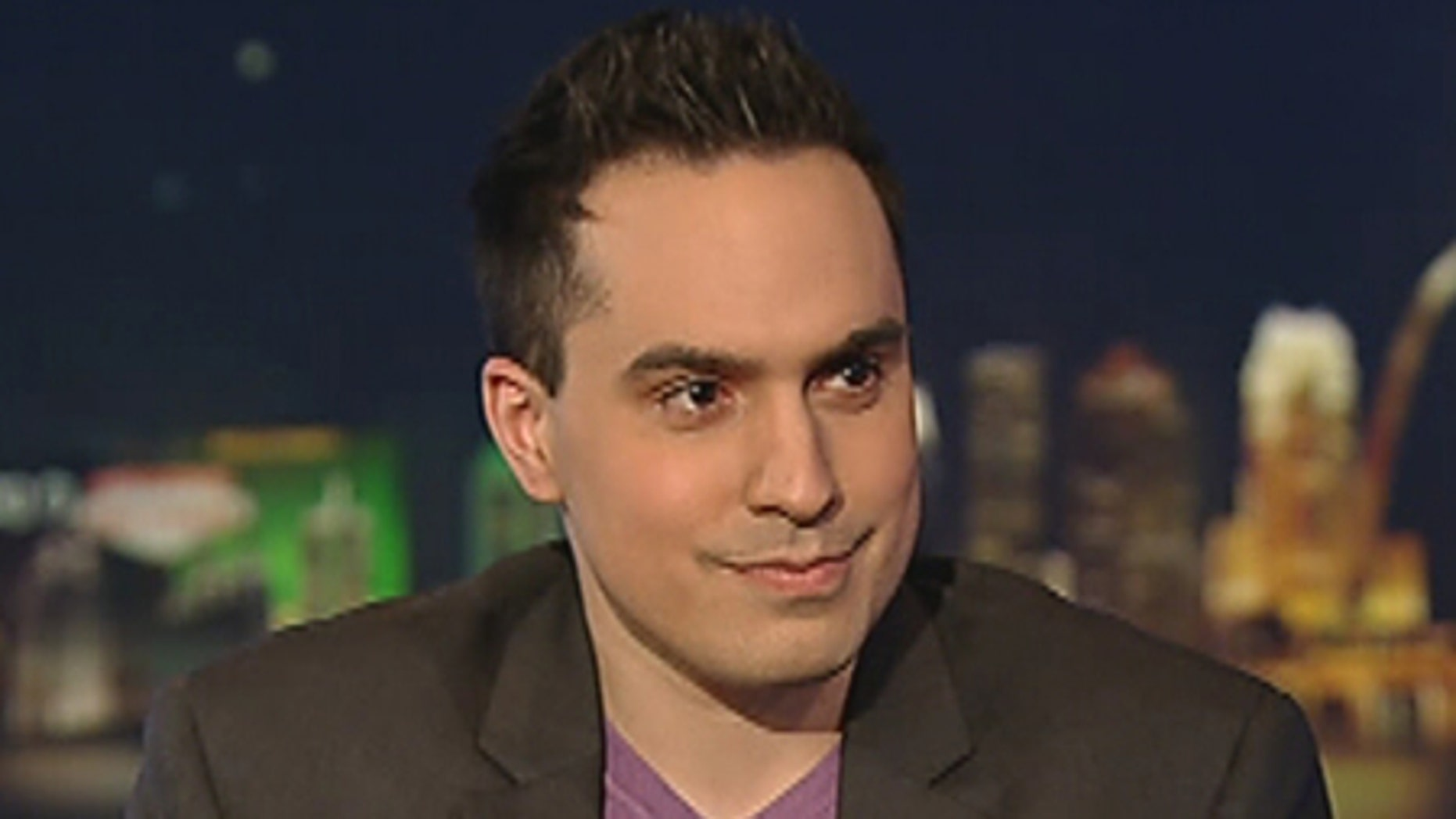 "Jason Mattera, author of ""Obama Zombies: How the Liberal Machine Brainwashed My Generation"""