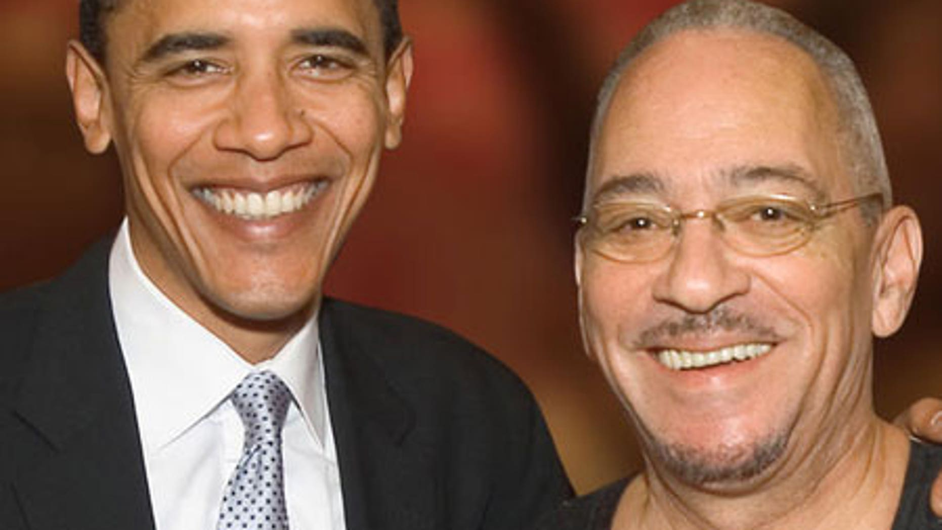 President Obama and the Rev. Jeremiah Wright