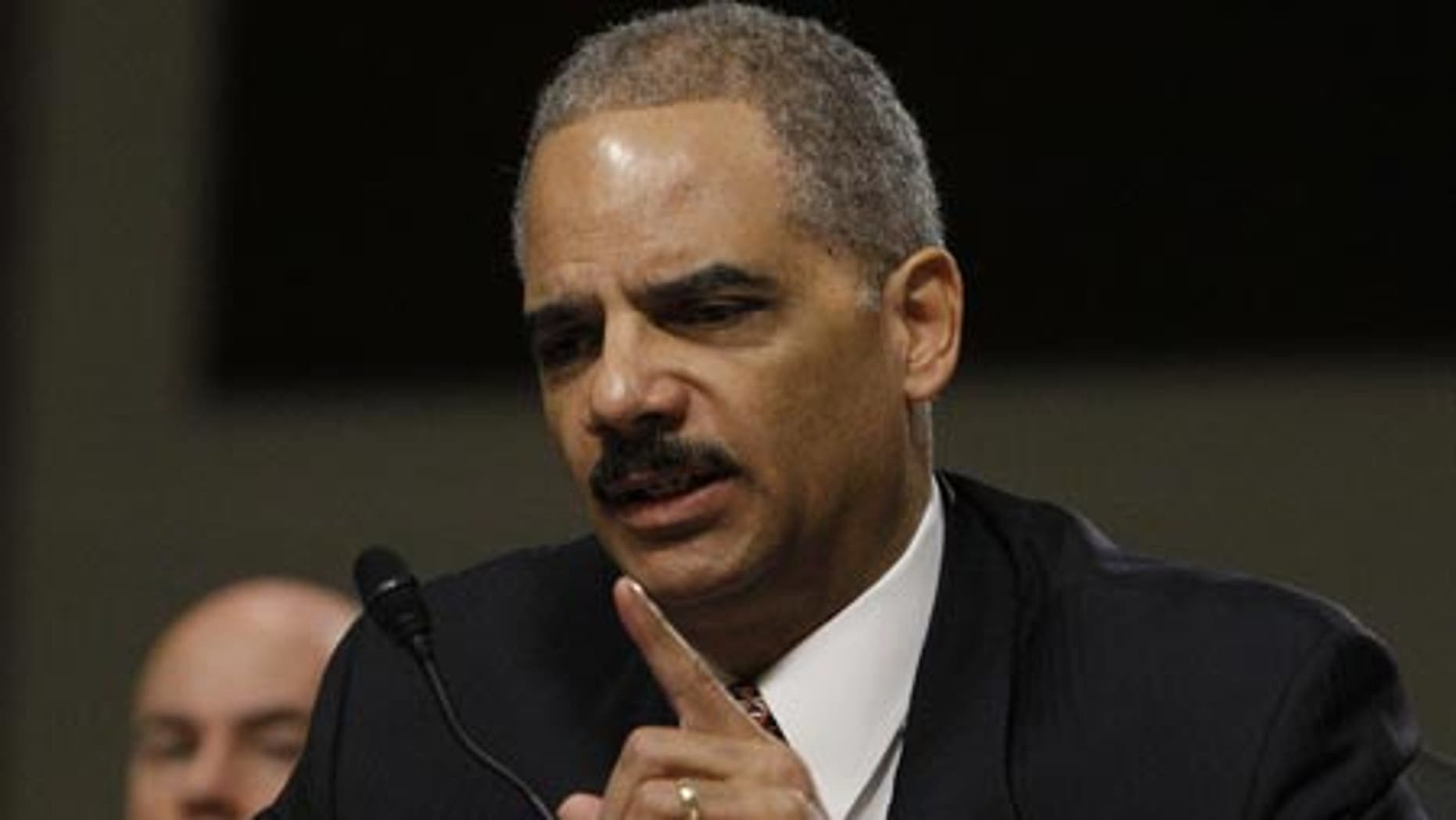 Attorney General Eric Holder was on the Congressional hot seat for his decision to have the trial of the 9/11 conspirators in New York City.