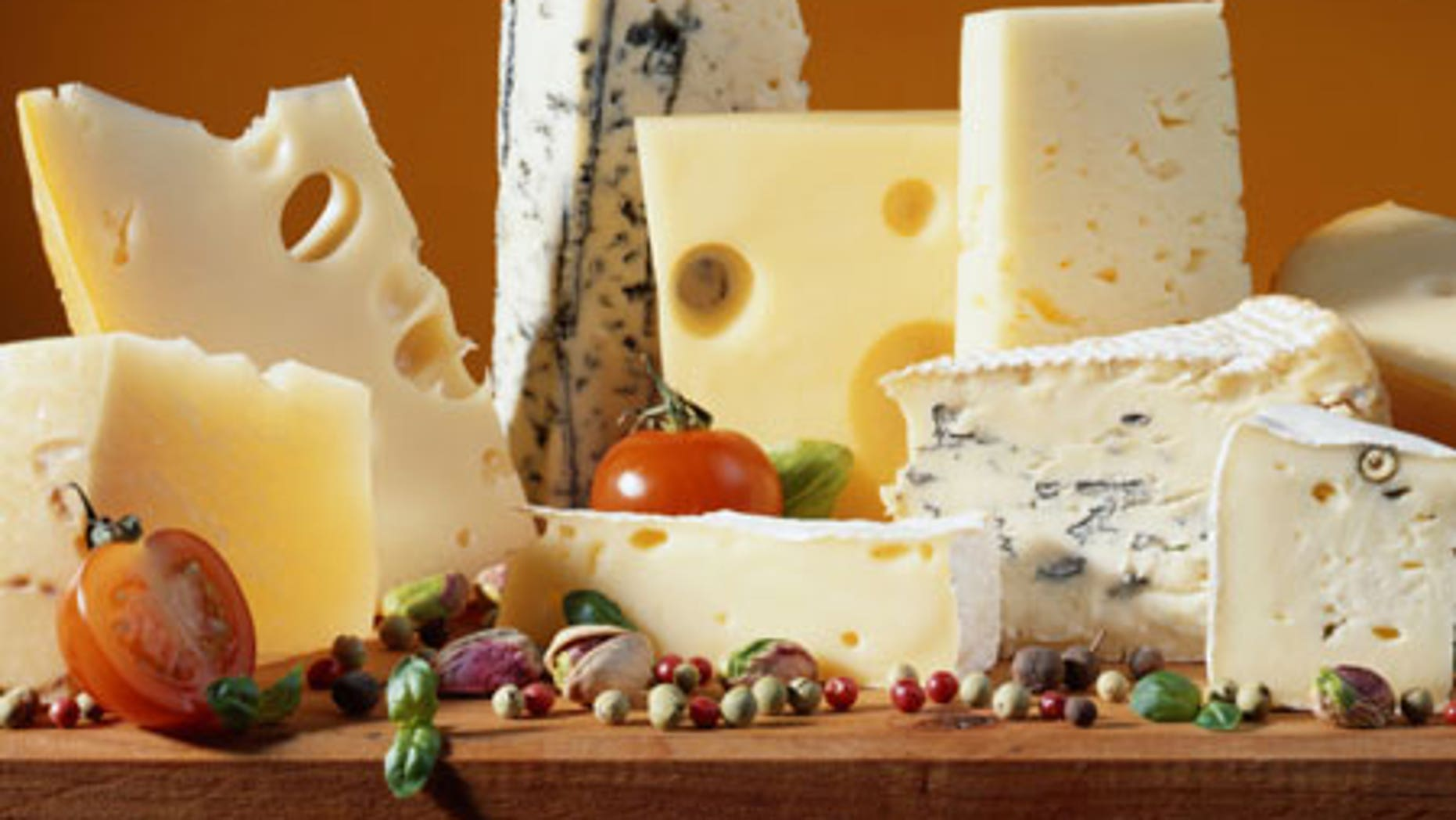 According to the Cleveland Clinic, some soft cheeses can be a good source of probiotics, which research shows can increase fertility.