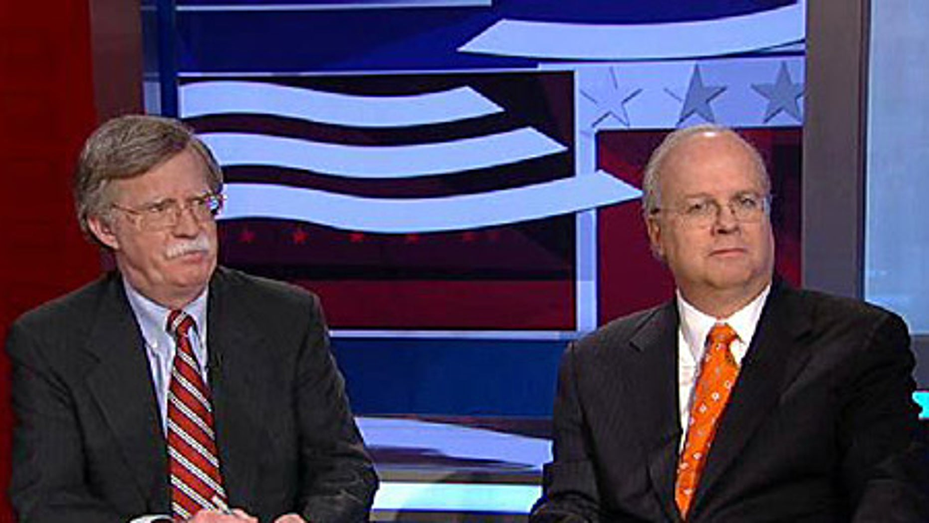 Live from the 'Death Star': Amb. John Bolton and Karl Rove