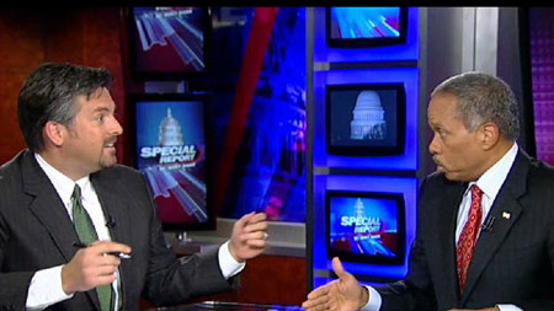 Steve Hayes debates with Juan Williams