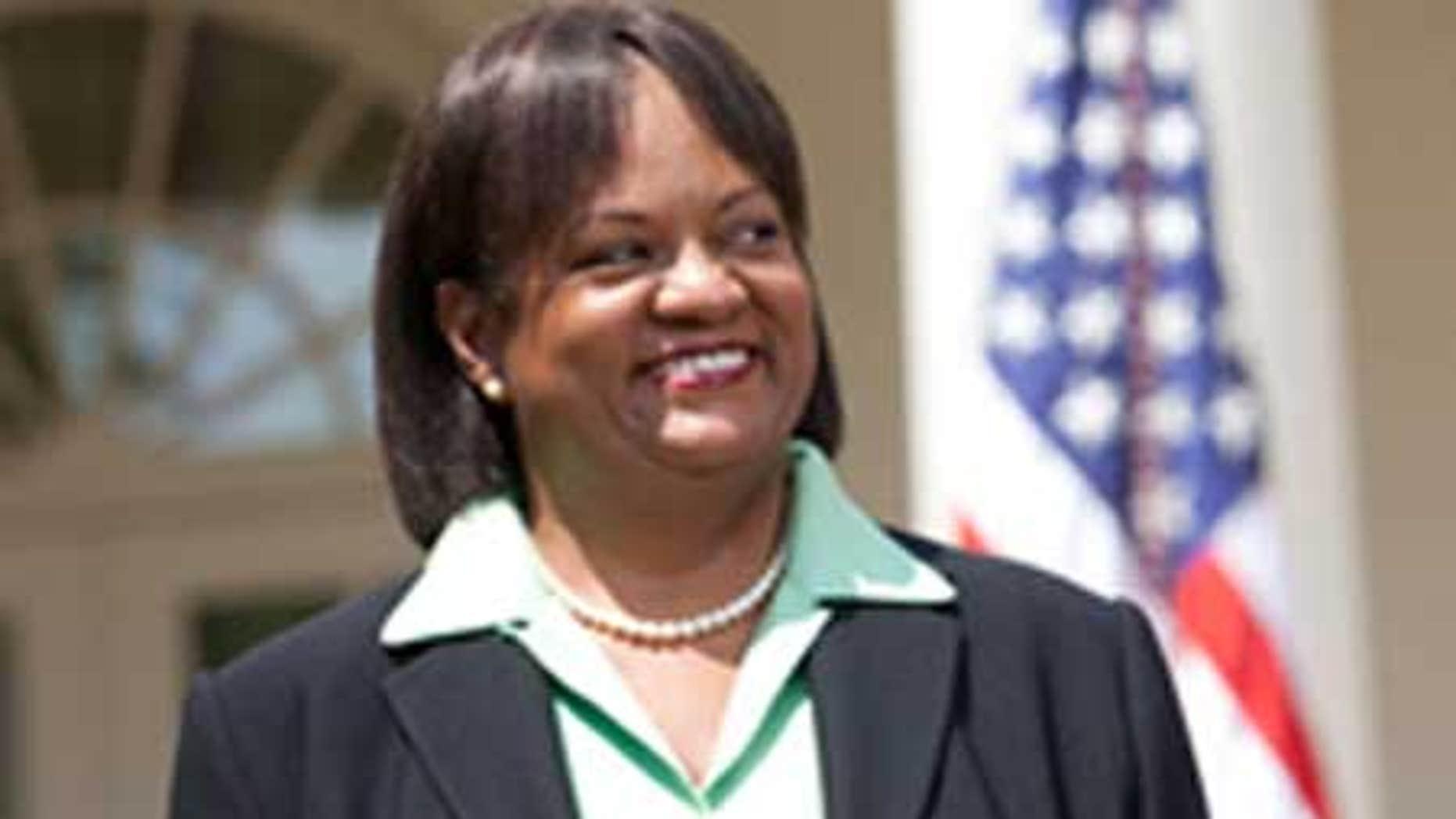 Dr. Regina Benjamin, Obama's pick for surgeon general
