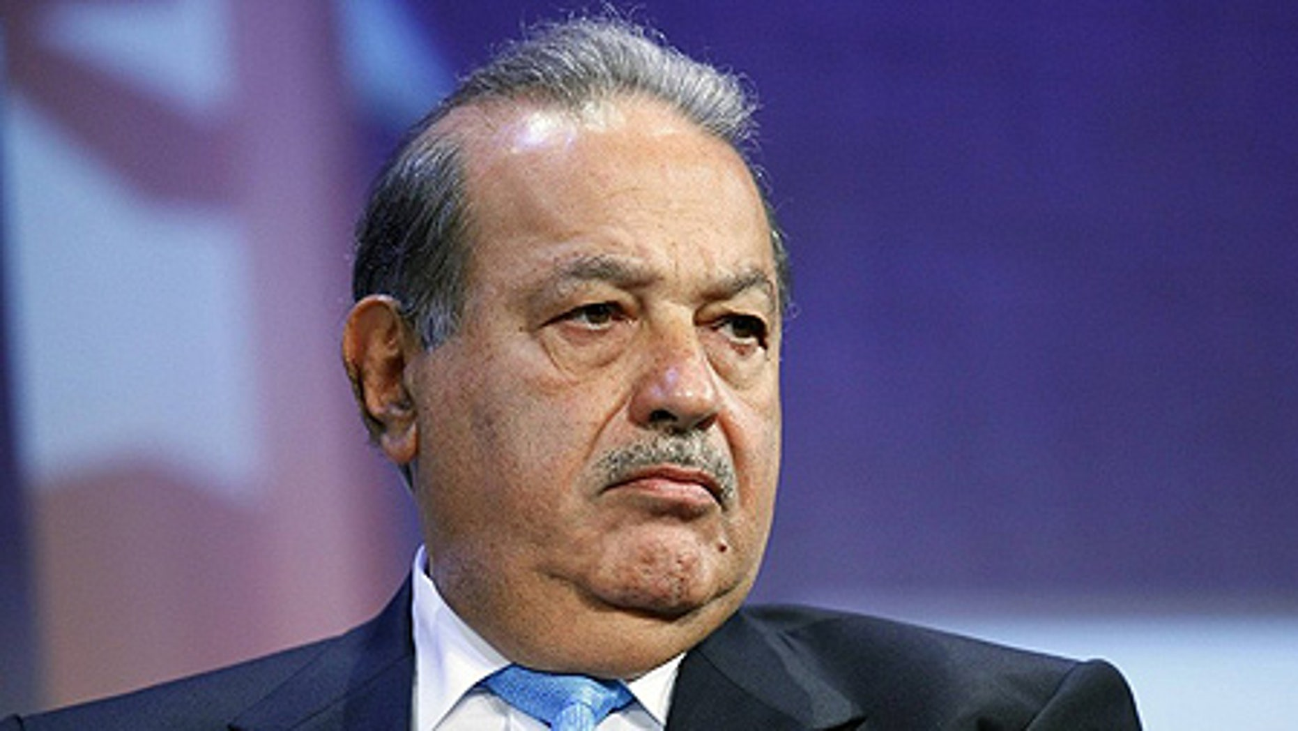Sep. 24: Carlos Slim participates in a panel discussion at the Clinton Global Initiative in New York.