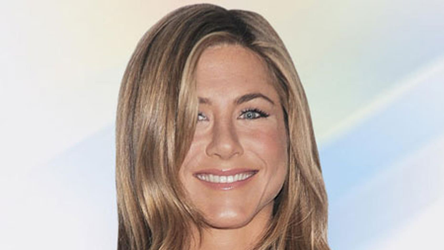 Jennifer Aniston must be all smiles knowing she won't have to fly solo at the Oscars this year.