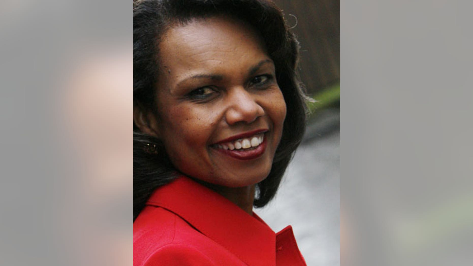 J.R.R. Tolkein has nothing on Condoleezza Rice, who just signed on to write her own trilogy.