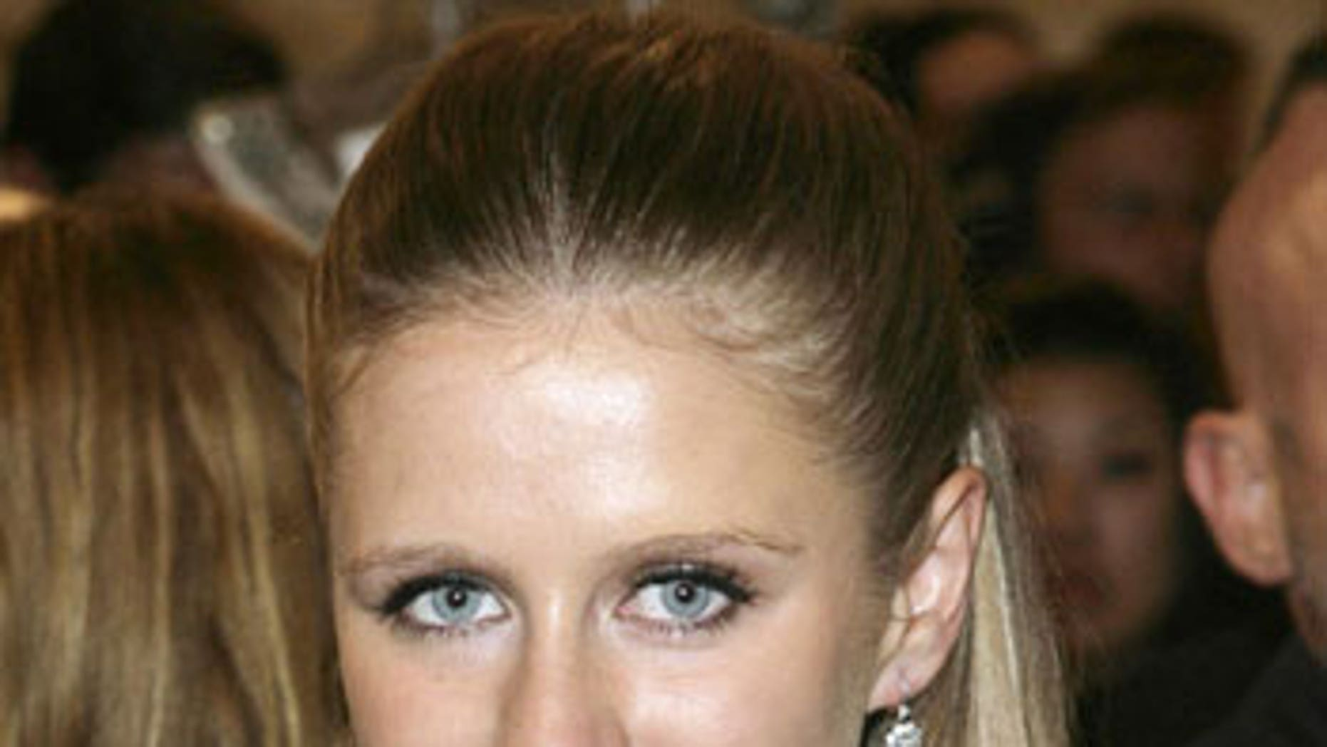 Nicky Hilton apparently won't shy away from a fight.