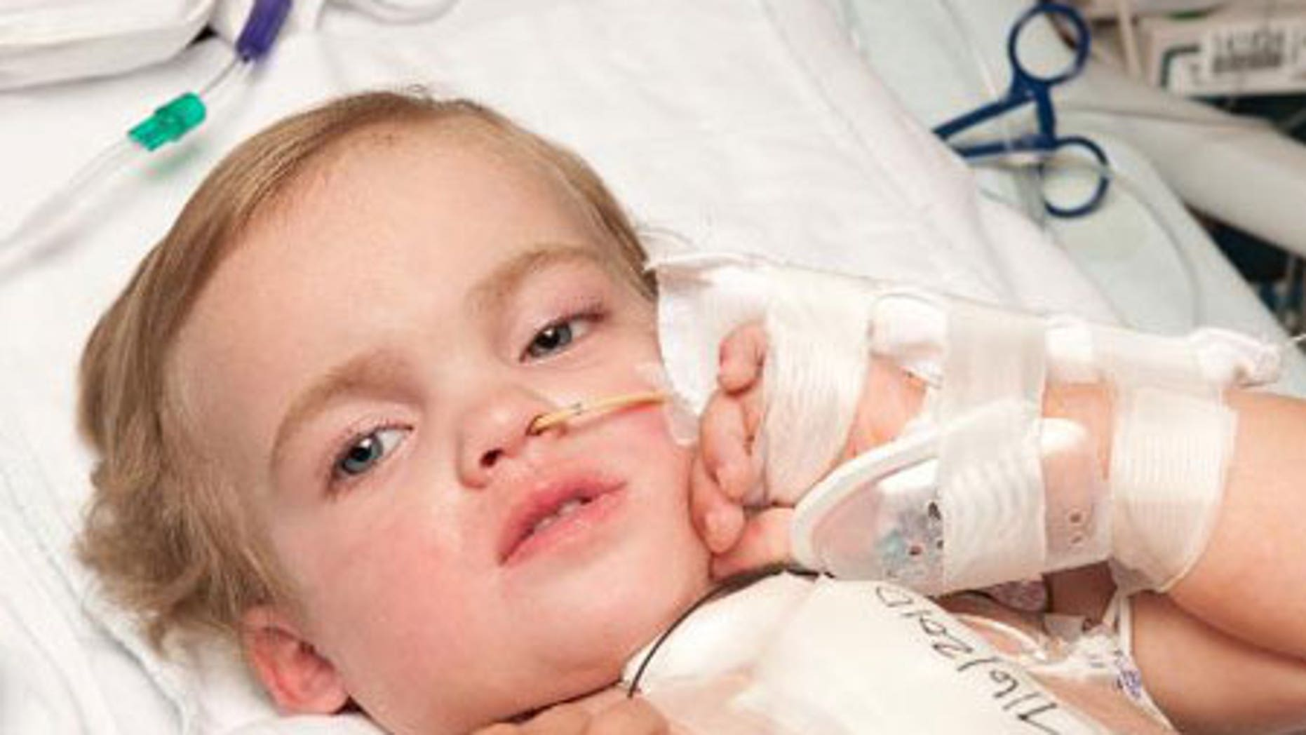 Missouri Boy 2 Youngest In World To Use Artificial Lung Fox News