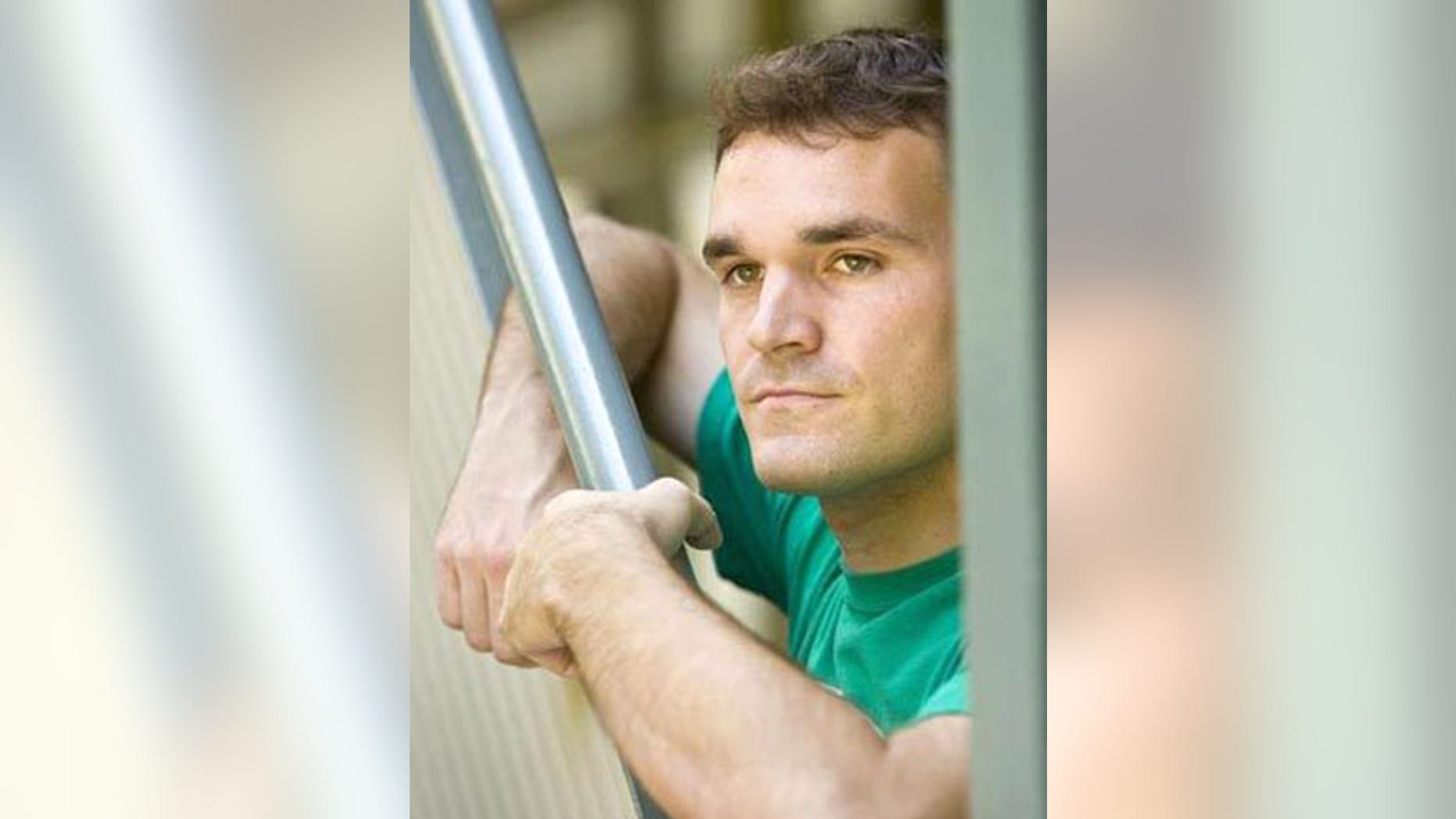 Jim Nicholson, 30, lost his job two days after thwarting a would-be bank robber at a Seattle branch.