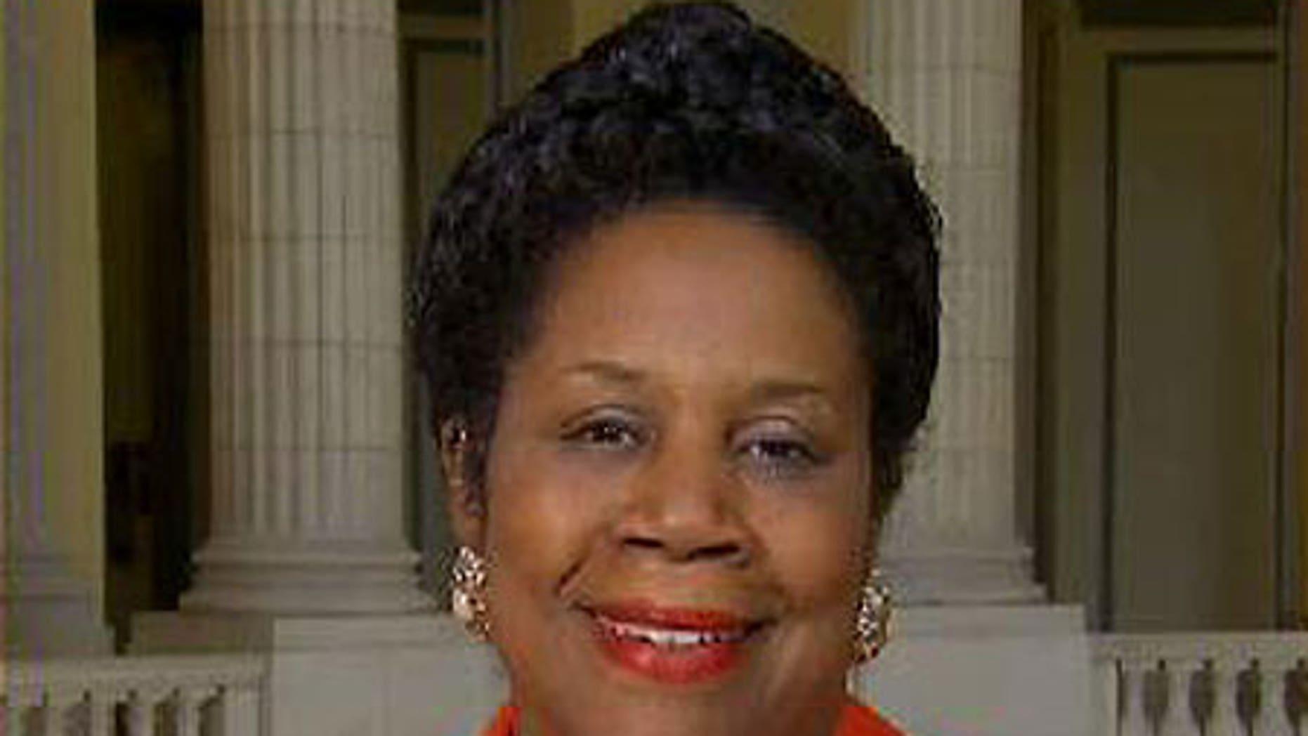 Rep. Sheila Jackson Lee, D-Texas