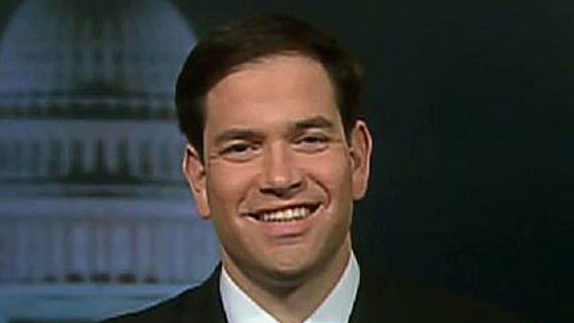 Florida Senatorial Candidate Marco Rubio