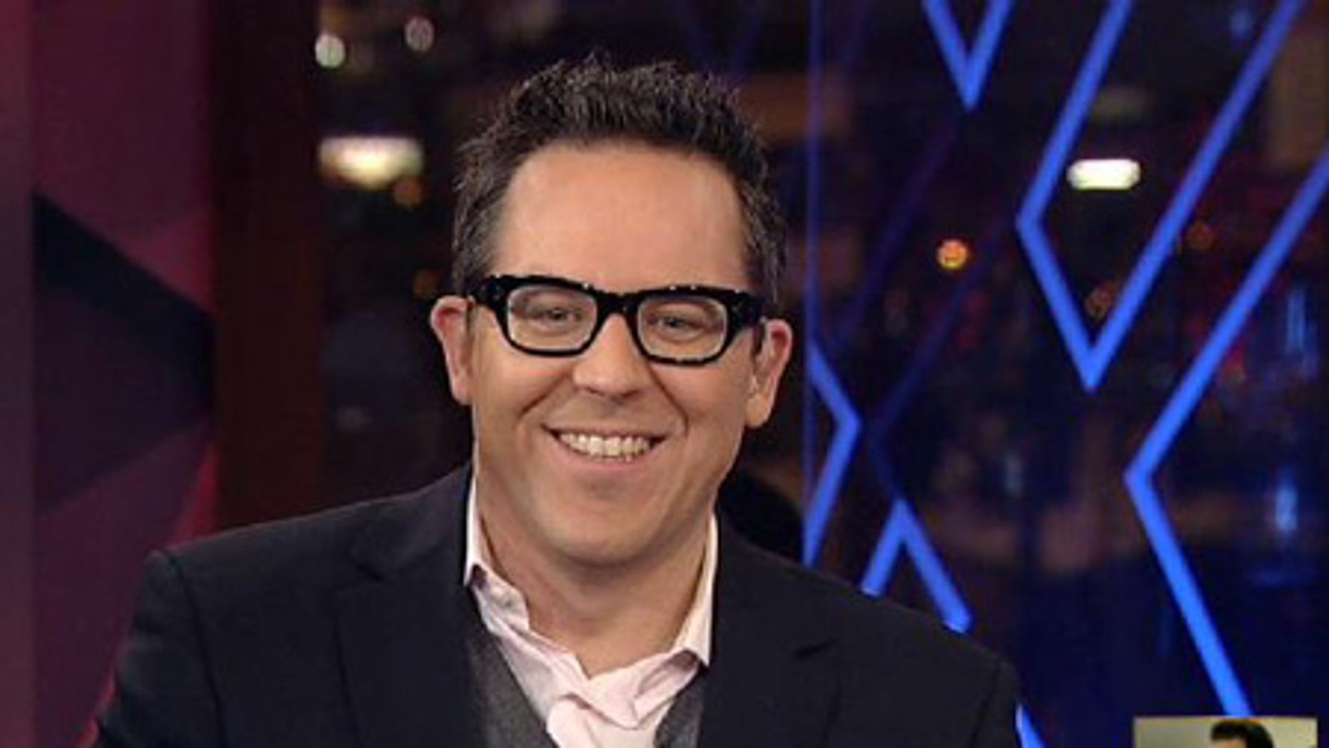 The host with the most, Greg Gutfeld