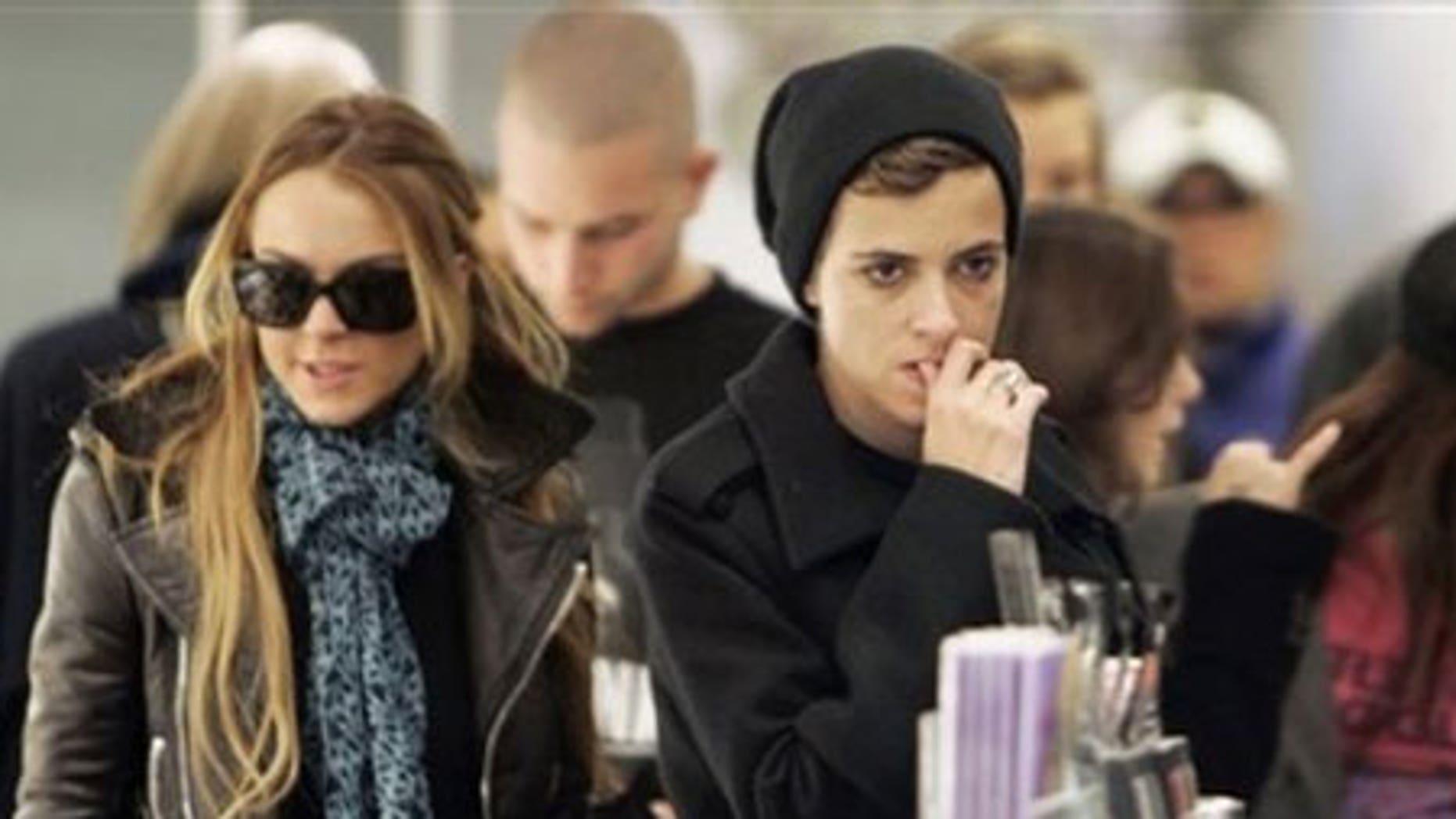 Is money coming inbetween Lindsay and Sam?
