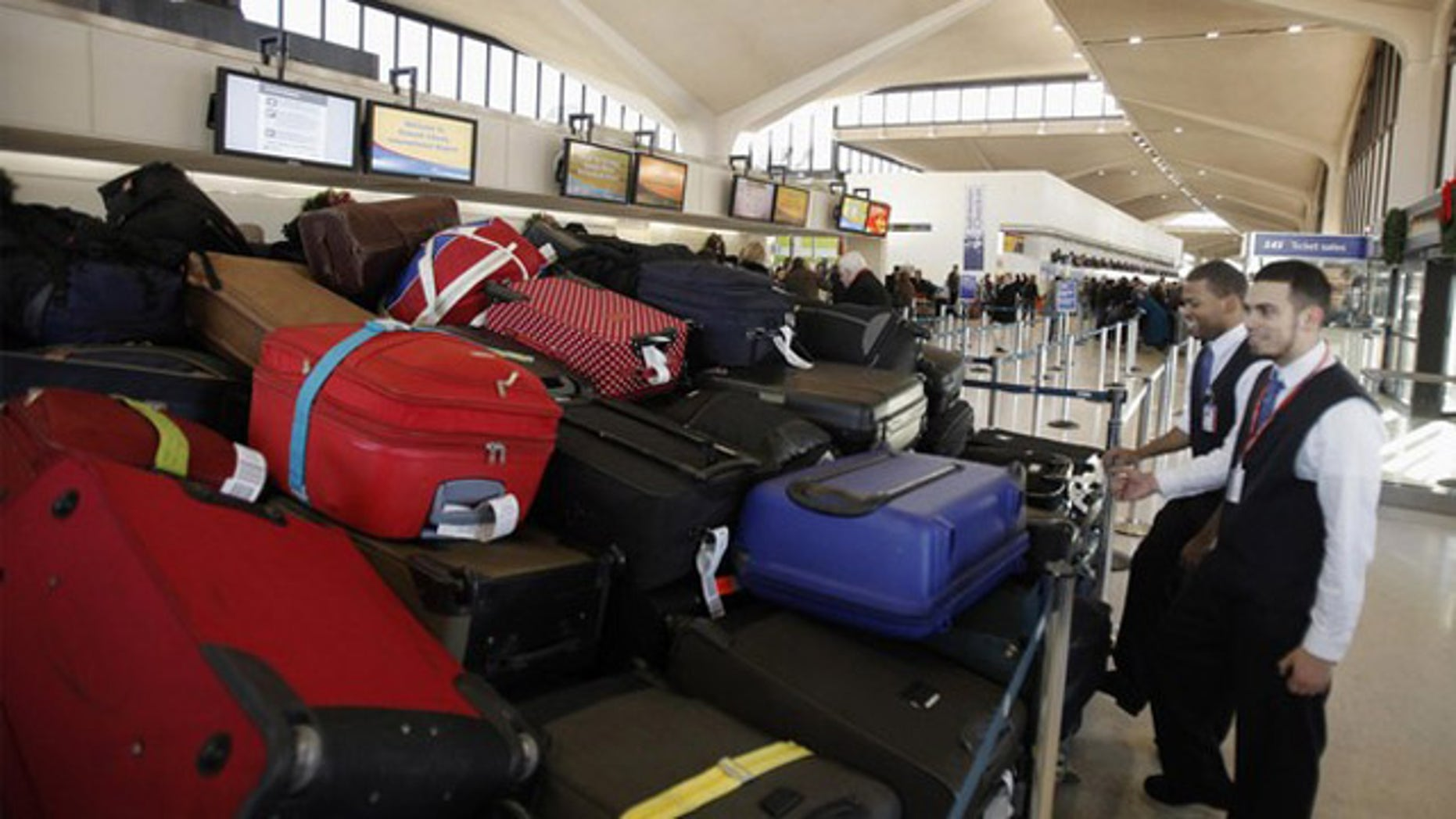 TSA officials reportedly confirmed a string of security lapses at Newark Liberty International Airport within the past month, the Star-Ledger reports (AP).