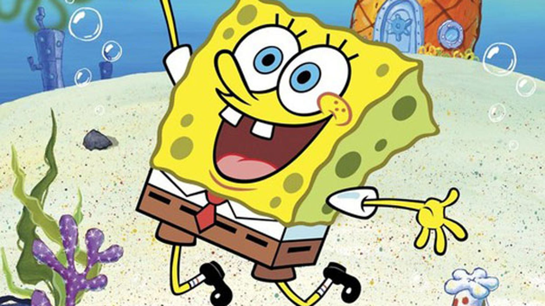 watching spongebob can lead to learning problems? | fox news