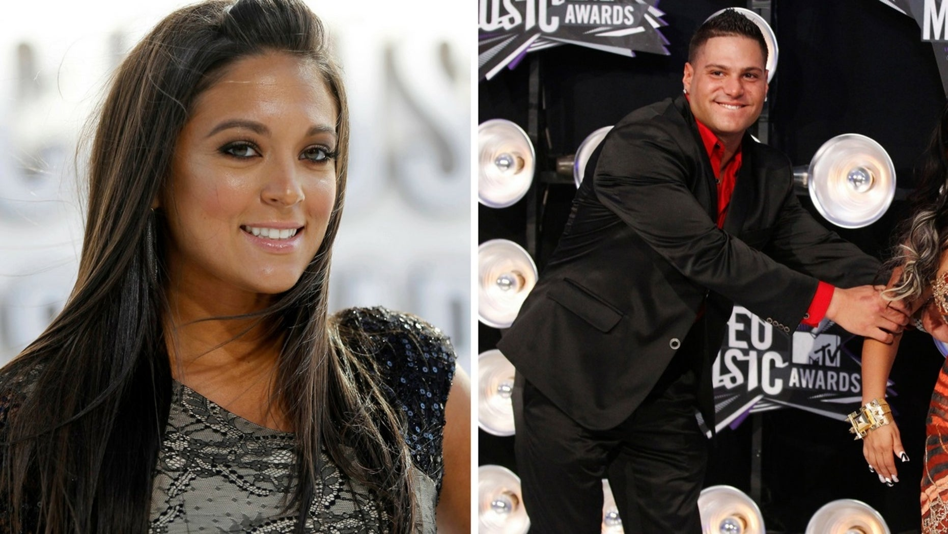 """""""Sammi Sweetheart"""" Giancola reportedly did not want to star in the reboot of the """"Jersey Shore"""" because she was afraid ex-boyfriend Ronnie Ortiz-Magro would want to get back together."""