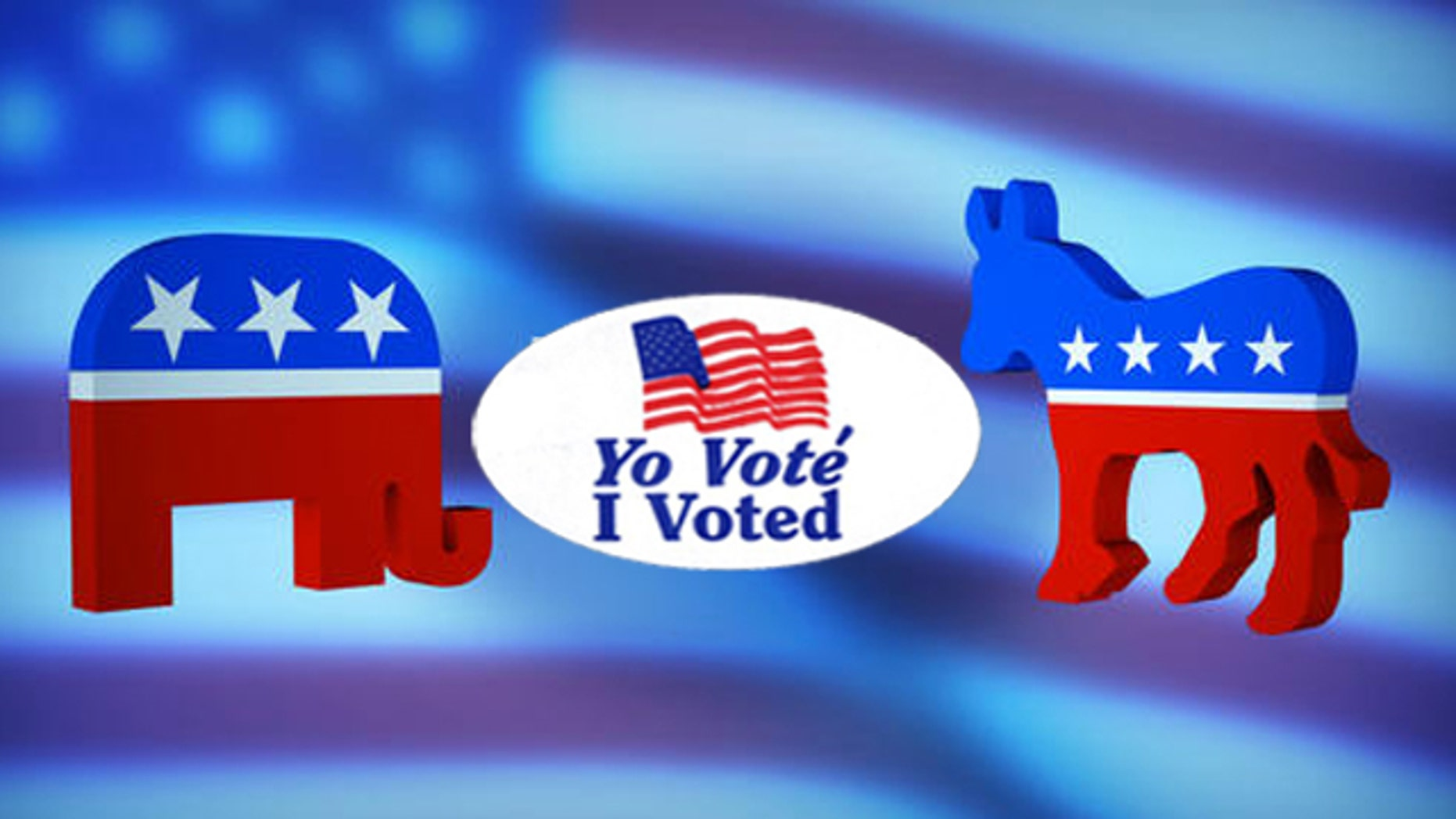 Republicans and Democrats are beginning their courtship of Latinos particularly early for the 2012 elections.