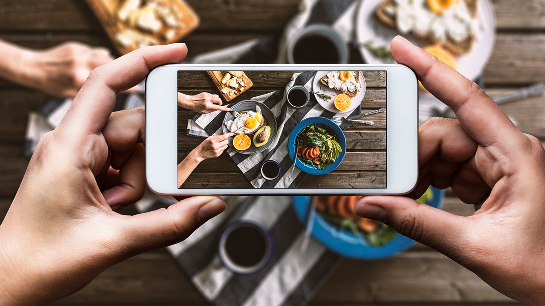These days, chefs need to prepare for guests who want to Instagram their meals just as much as they want to eat them.