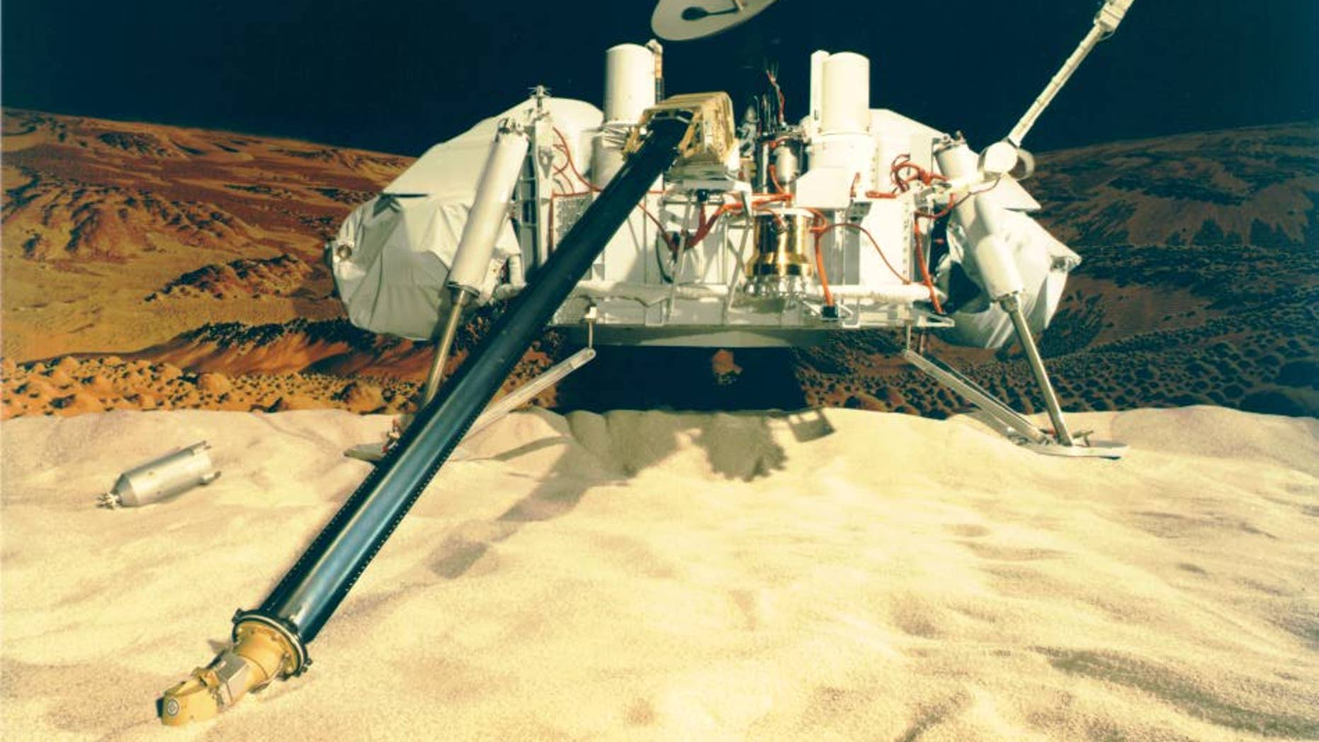 NASA's twin Viking landers touched down on Mars in 1976 to hunt for signs of life on the Red Planet. Forty years later, scientists are still arguing about what the landers' observations mean.