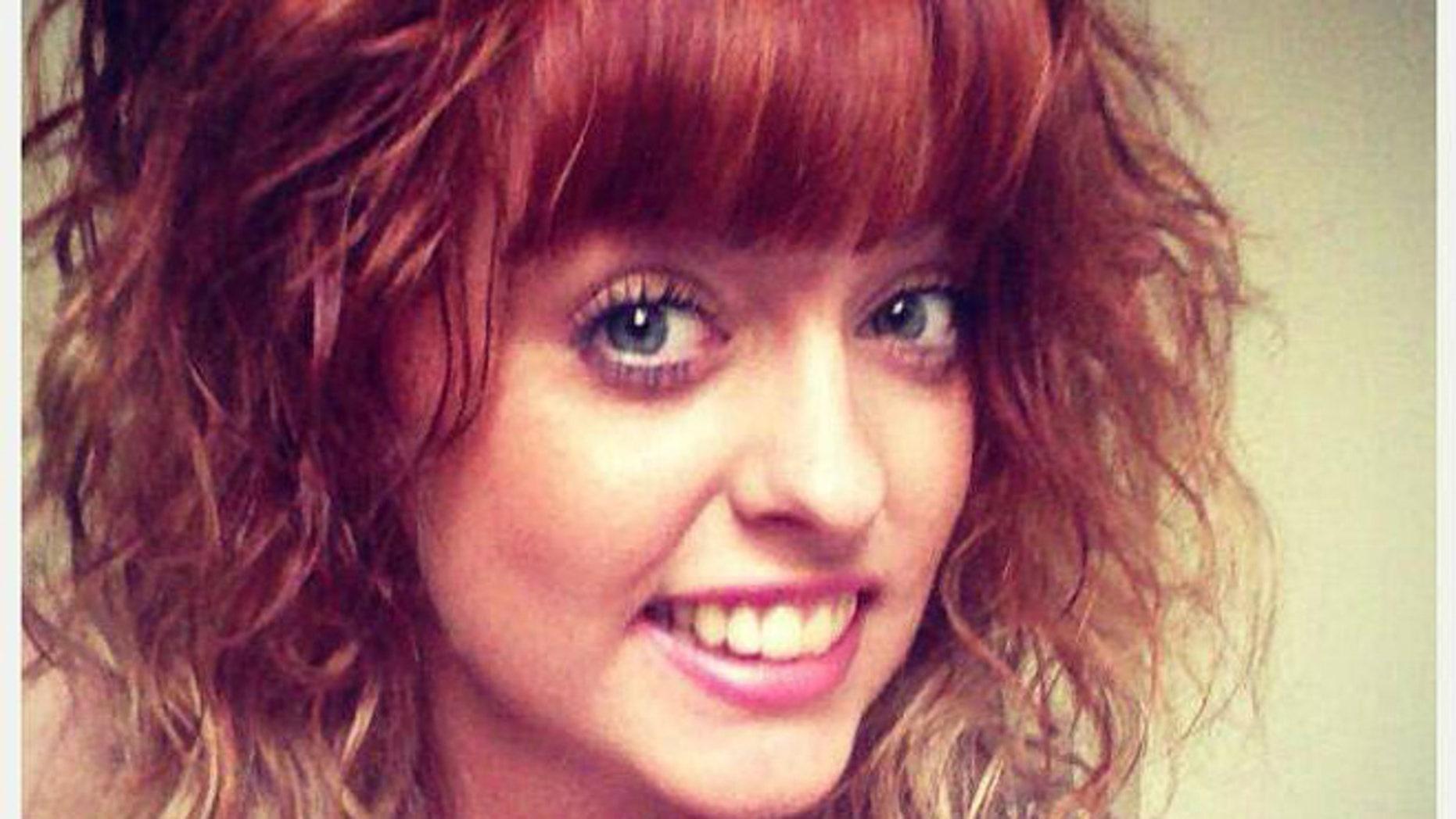 Gazzard was stabbed to death 14 times by her ex-boyfriend.