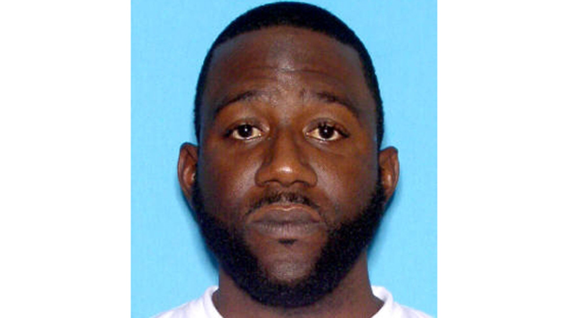 In this undated photo released by the FBI, Nathaniel Moss is shown.