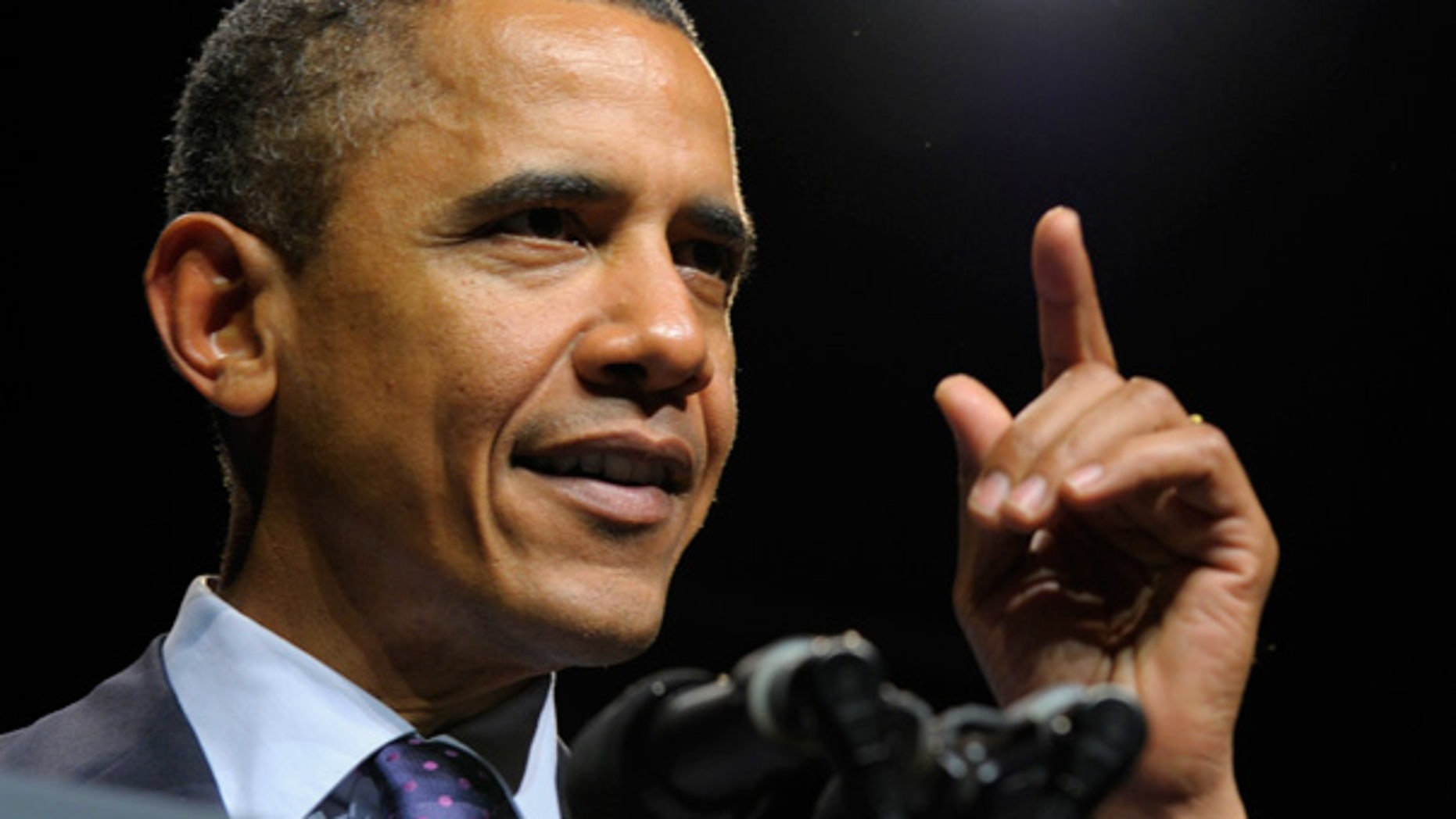 Sept. 30: President Obama speaks at the Democratic National Committee Gen44 event in Washington.