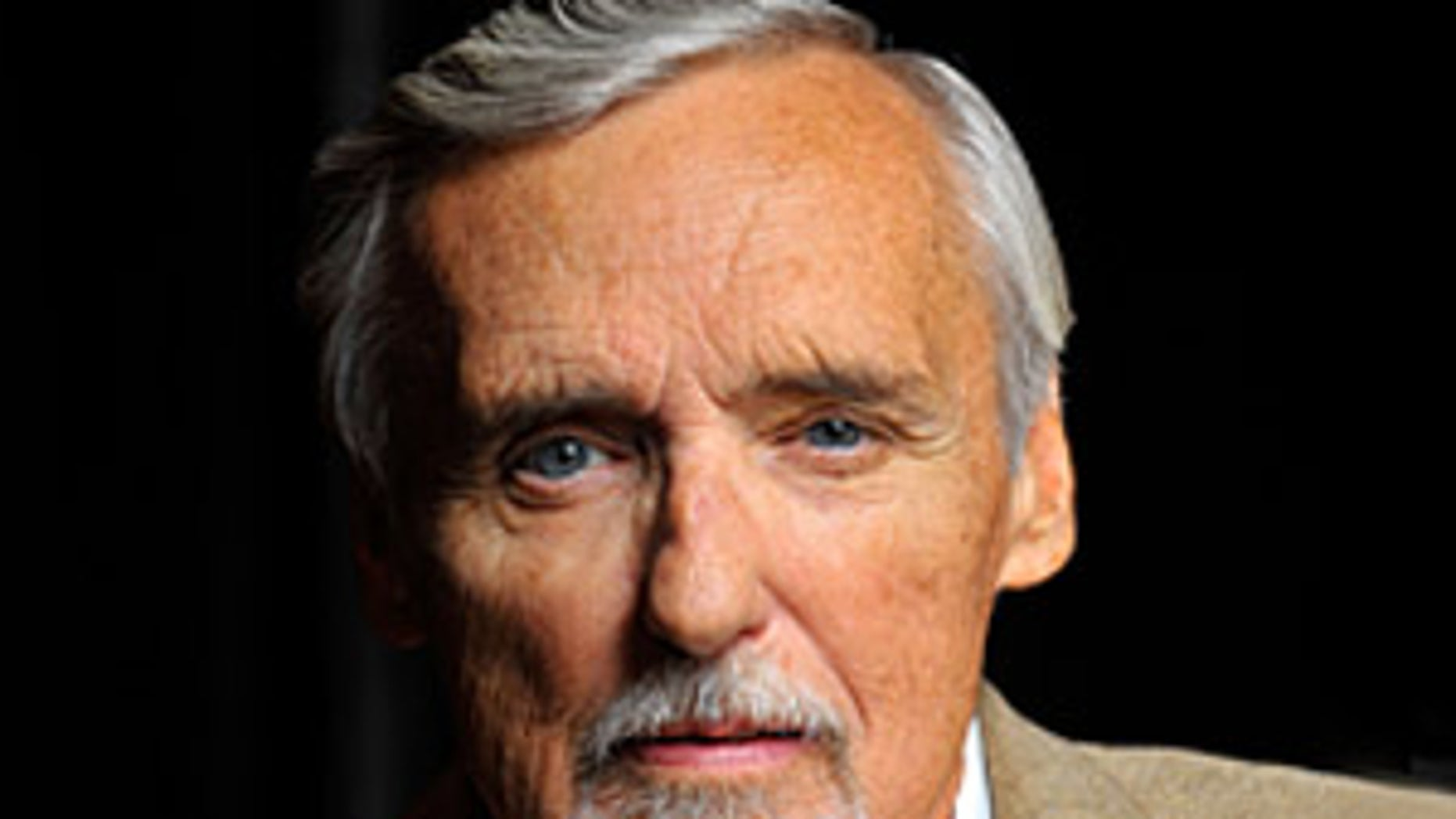LAS VEGAS - JUNE 14:  Actor and chair of the CineVegas creative advisory board Dennis Hopper poses for a portrait during the 11th annual CineVegas film festival held at the Palms Casino Resort on June 14, 2009 in Las Vegas, Nevada.  (Photo by Charley Gallay/Getty Images for CineVegas) *** Local Caption *** Dennis Hopper