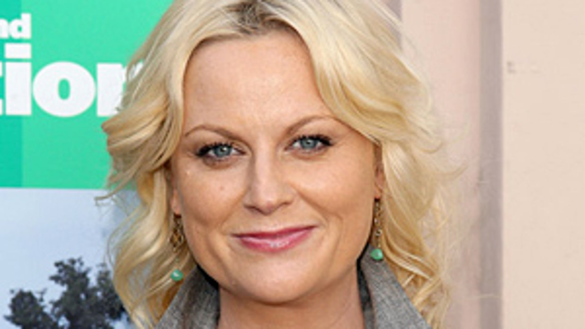 """Actress Amy Poehler arrives at the """"Parks And Recreation"""" Emmy Screening at the Leonard H. Goldenson Theatre on May 19, 2010 in Los Angeles, California. """"Parks And Recreation"""" Emmy Screening - Arrivals Leonard H. Goldenson Theatre North Hollywood, CA United States May 19, 2010 Photo by Jesse Grant/WireImage.com  To license this image (60501876), contact WireImage.com"""