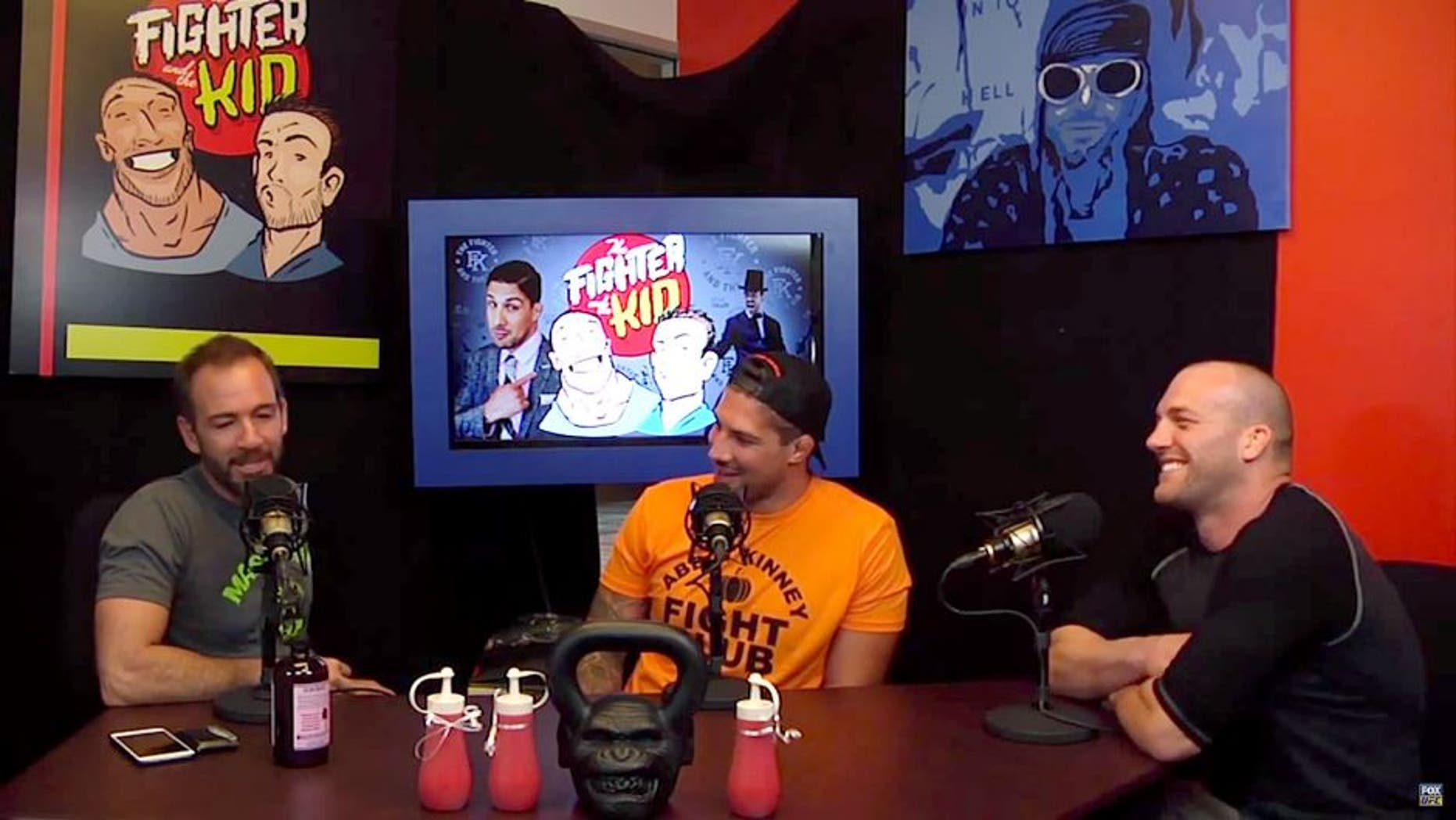 Pat Cummins joins The Fighter and The Kid UFC Light Heavyweight Pat Cummins joins Brendan Schaub and Bryan Callen on The Fighter and The Kid.
