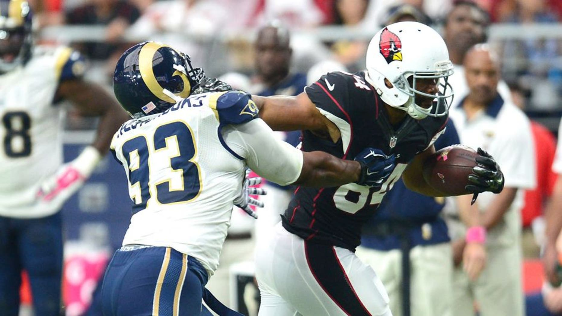 5ef8dbfb Injury to Cardinals TE Fells gives Gresham chance to make impact ...