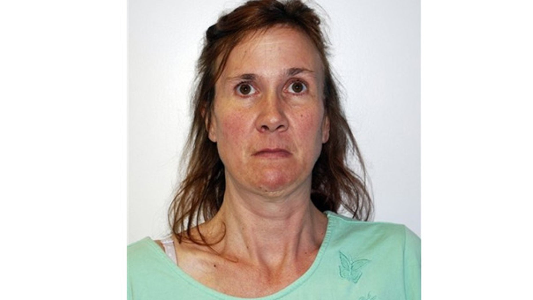 This undated photo released by the Berks County Sheriff's Department shows Michele Kalina.
