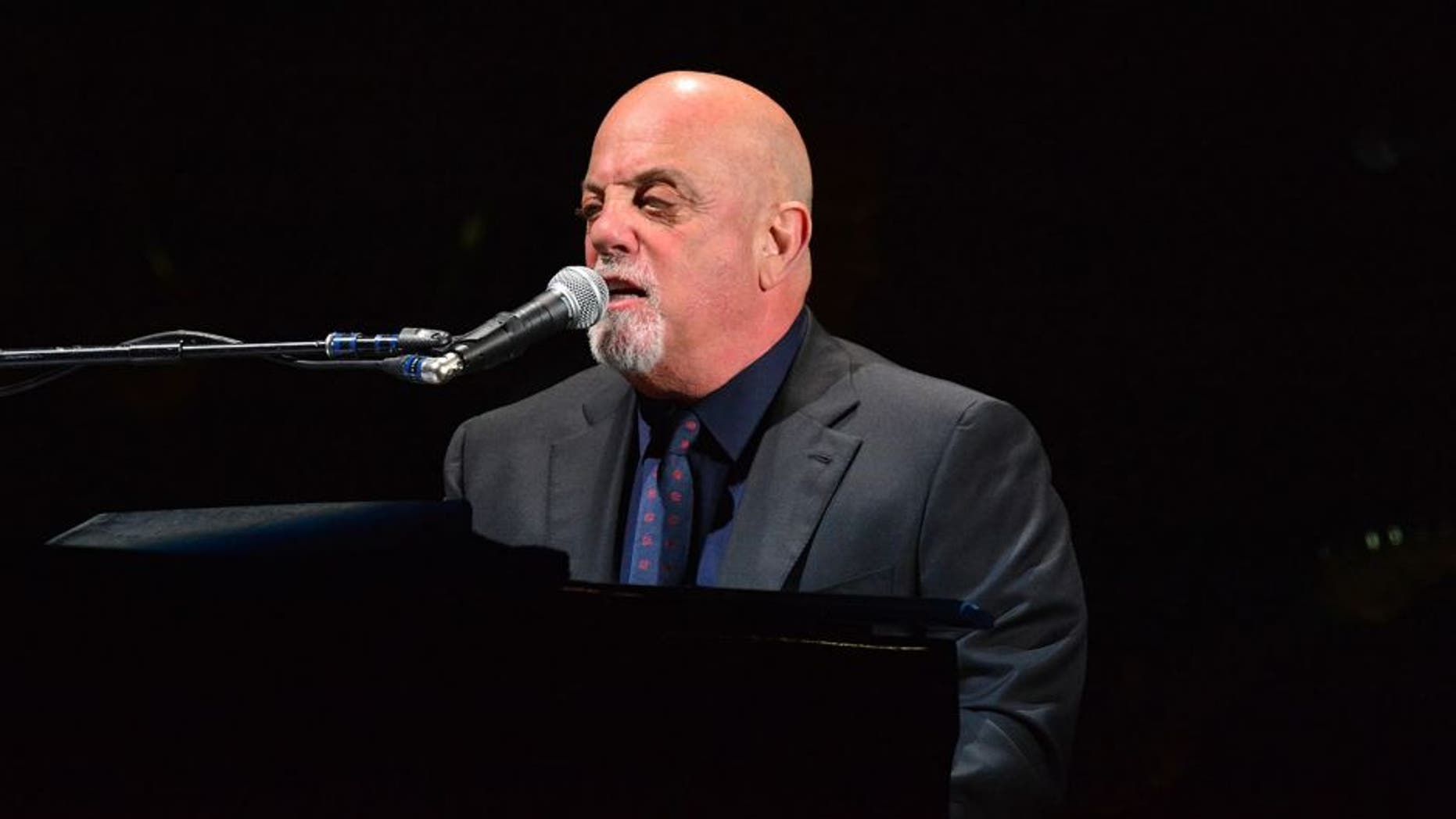 NEW YORK, NY - JULY 01: Billy Joel performs at his 65 concert at Madison Square Garden on July 1, 2015 in New York City. (Photo by Brian Killian/Getty Images)