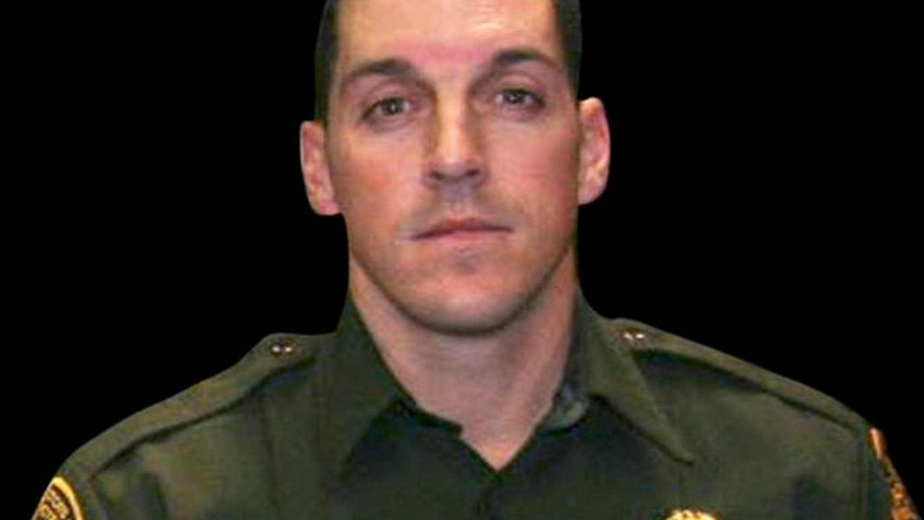 This undated photo provided by U.S. Customs and Border Protection shows U.S. Border Patrol agent Brian A. Terry. (AP Photo/U.S. Customs and Border Protection, File)