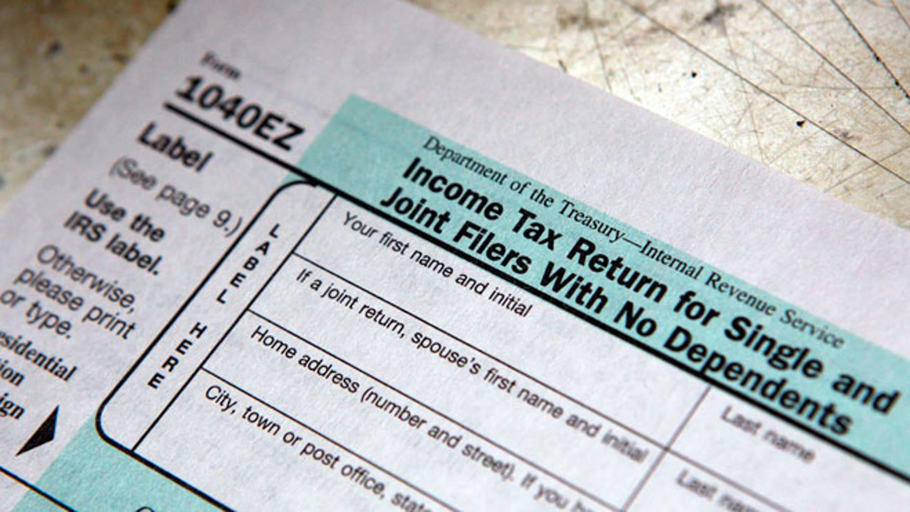 Westlake Legal Group 1040EZ-taxes 4 places to look for your unclaimed money The Kim Komando Show Kim Komando fox-news/tech fnc/tech fnc article 0ad0386f-7a24-5c8a-8138-16e4fe09804a