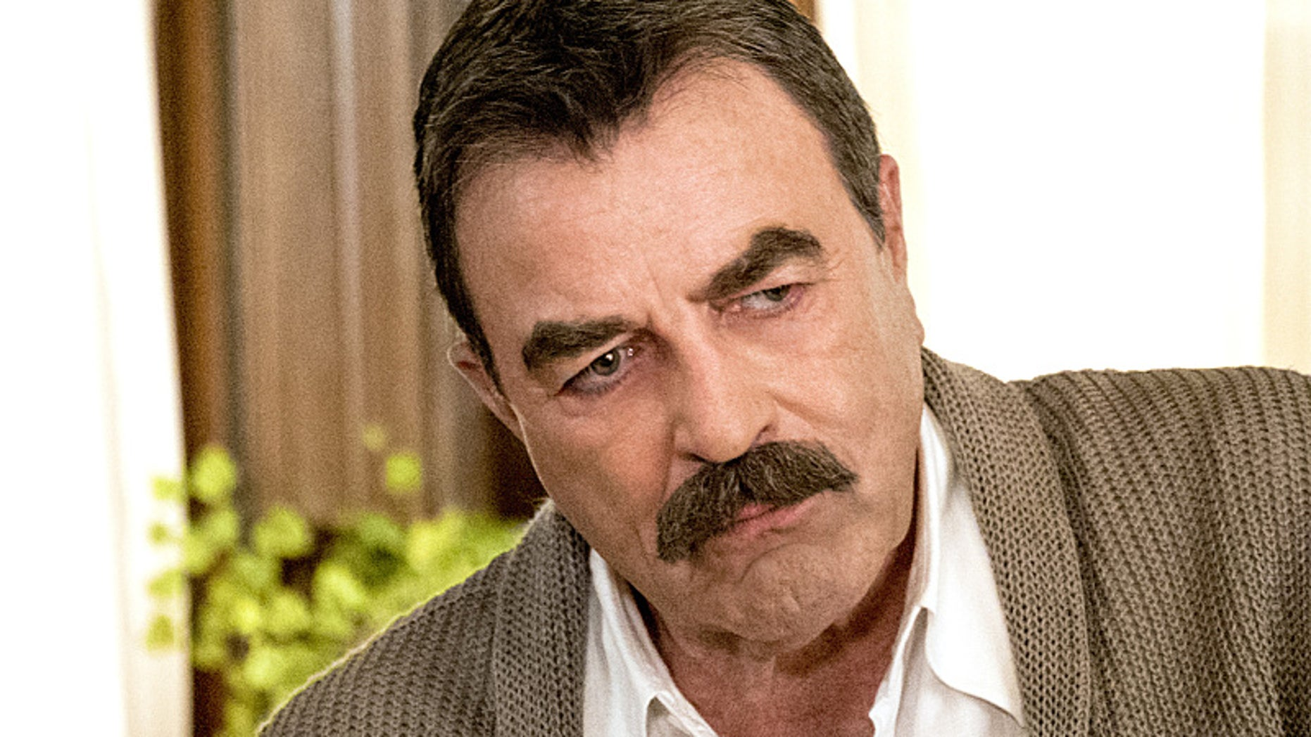 Tom Selleck tears up while watching his own movie   Fox News