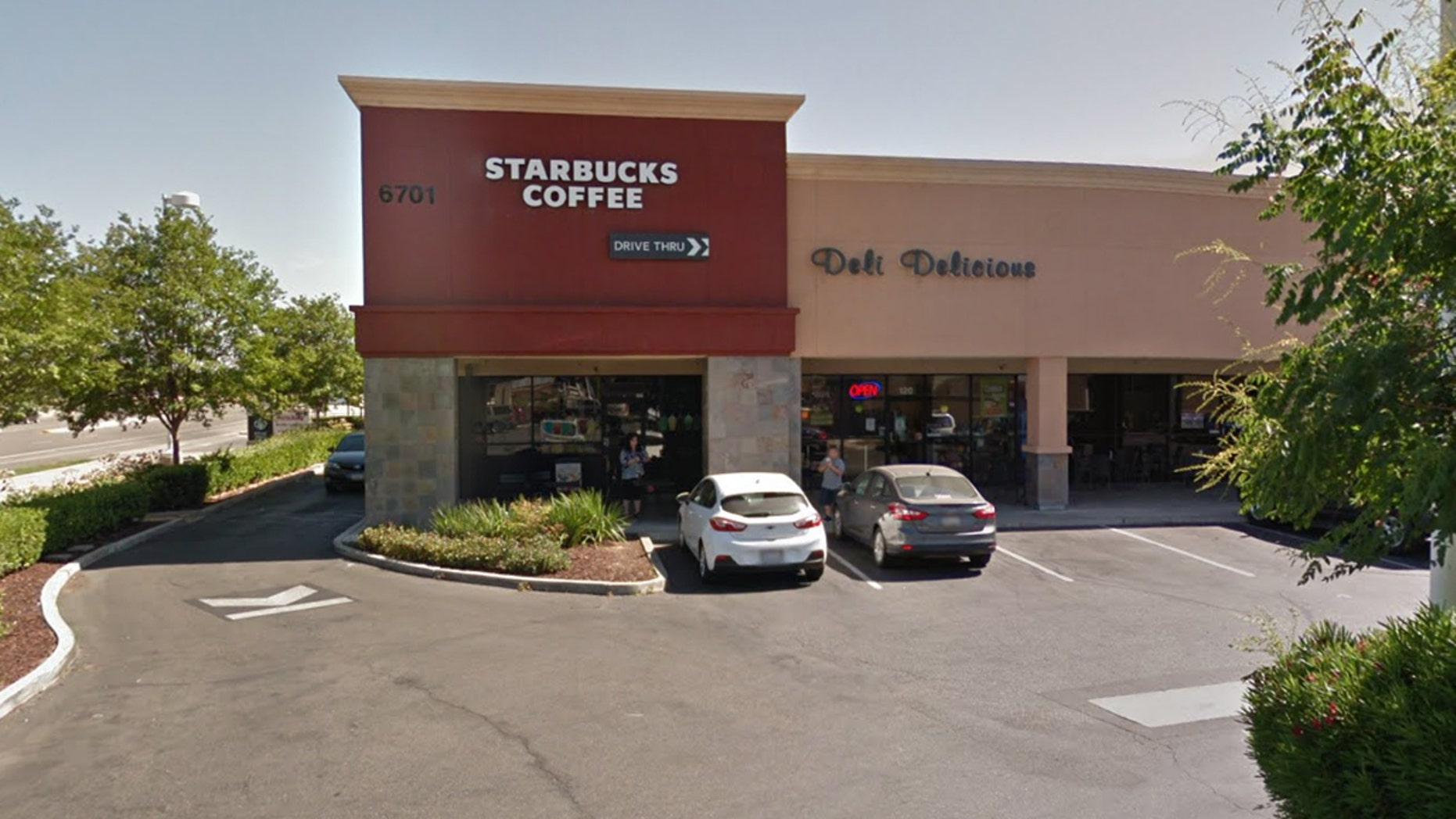 A former Starbucks employee who worked at the coffee shop in Fresno is suing the chain for discrimination, claiming her boss treated her poorly after she shared plans to transition from male to female.