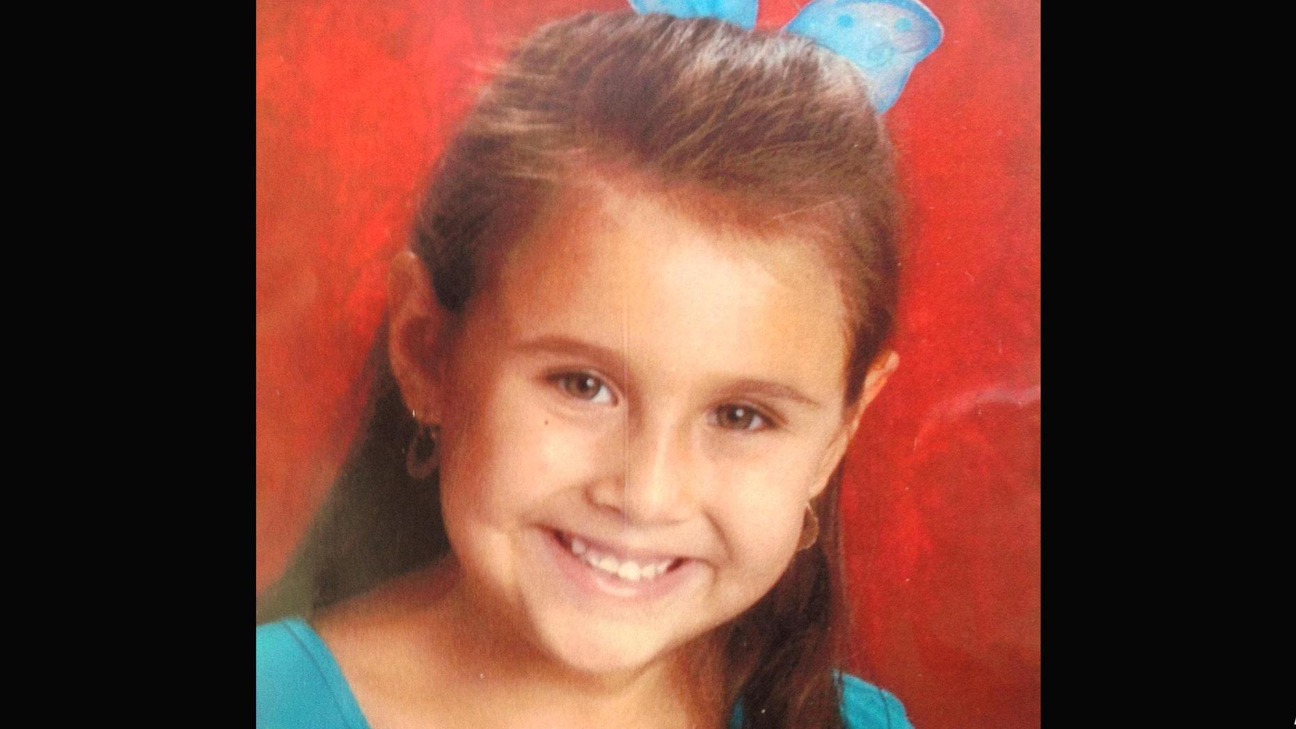 Isabel Mercedes Celis, 6, disappeared on April 21st.