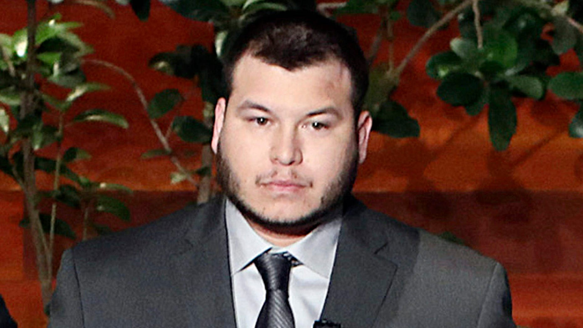 "Jesus Campos at a taping of ""The Ellen DeGeneres Show"" at the Warner Bros. lot in Burbank, Calif."