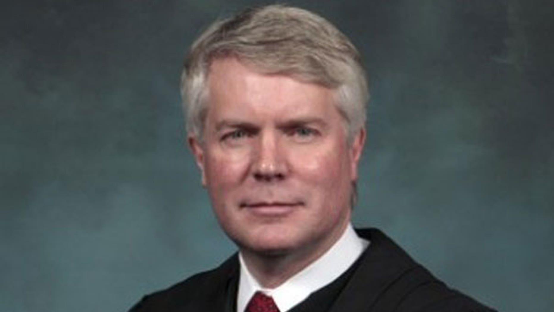 Judge David Hamilton