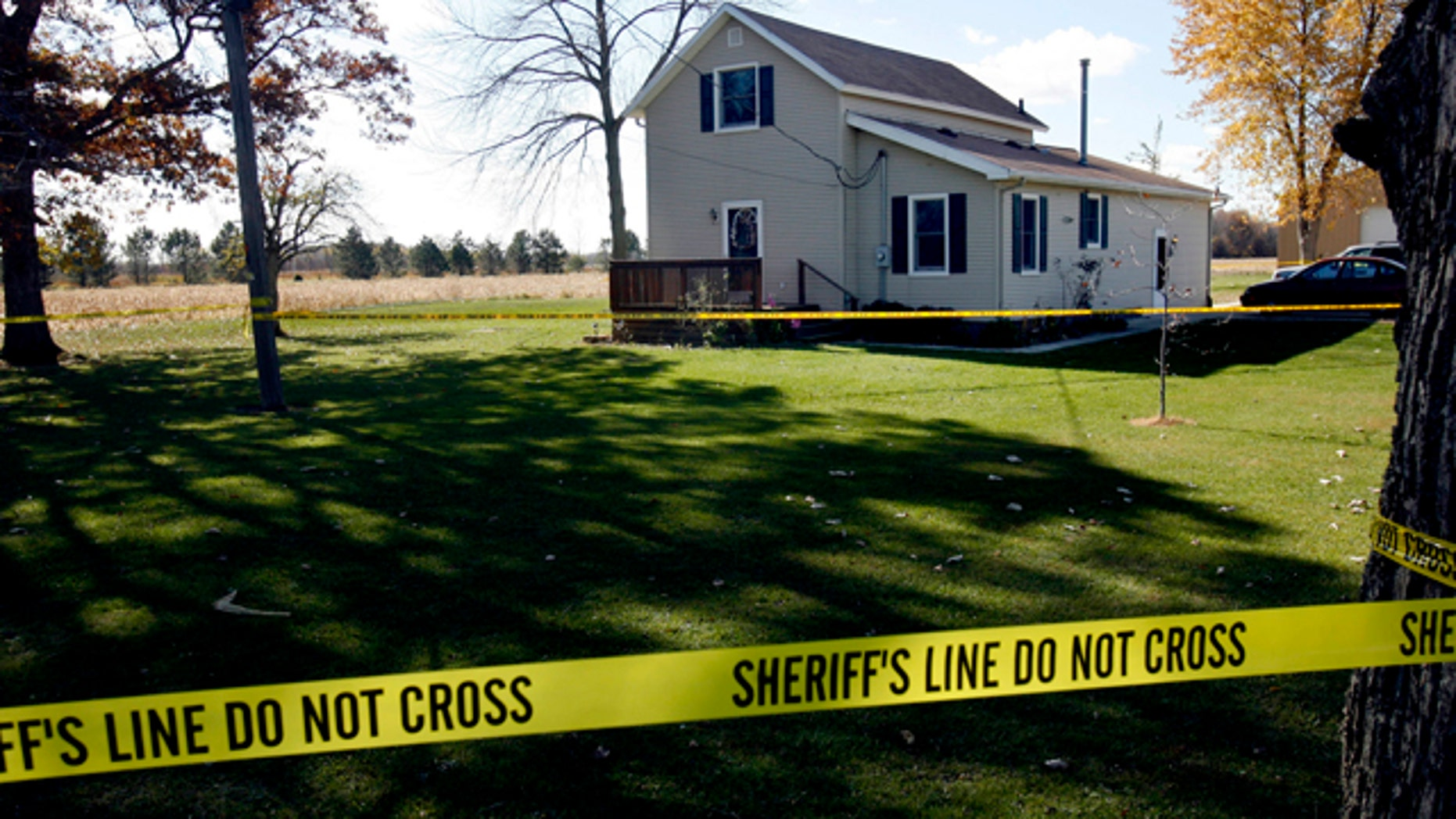 ohio teen finds family members dead, thought it was halloween prank