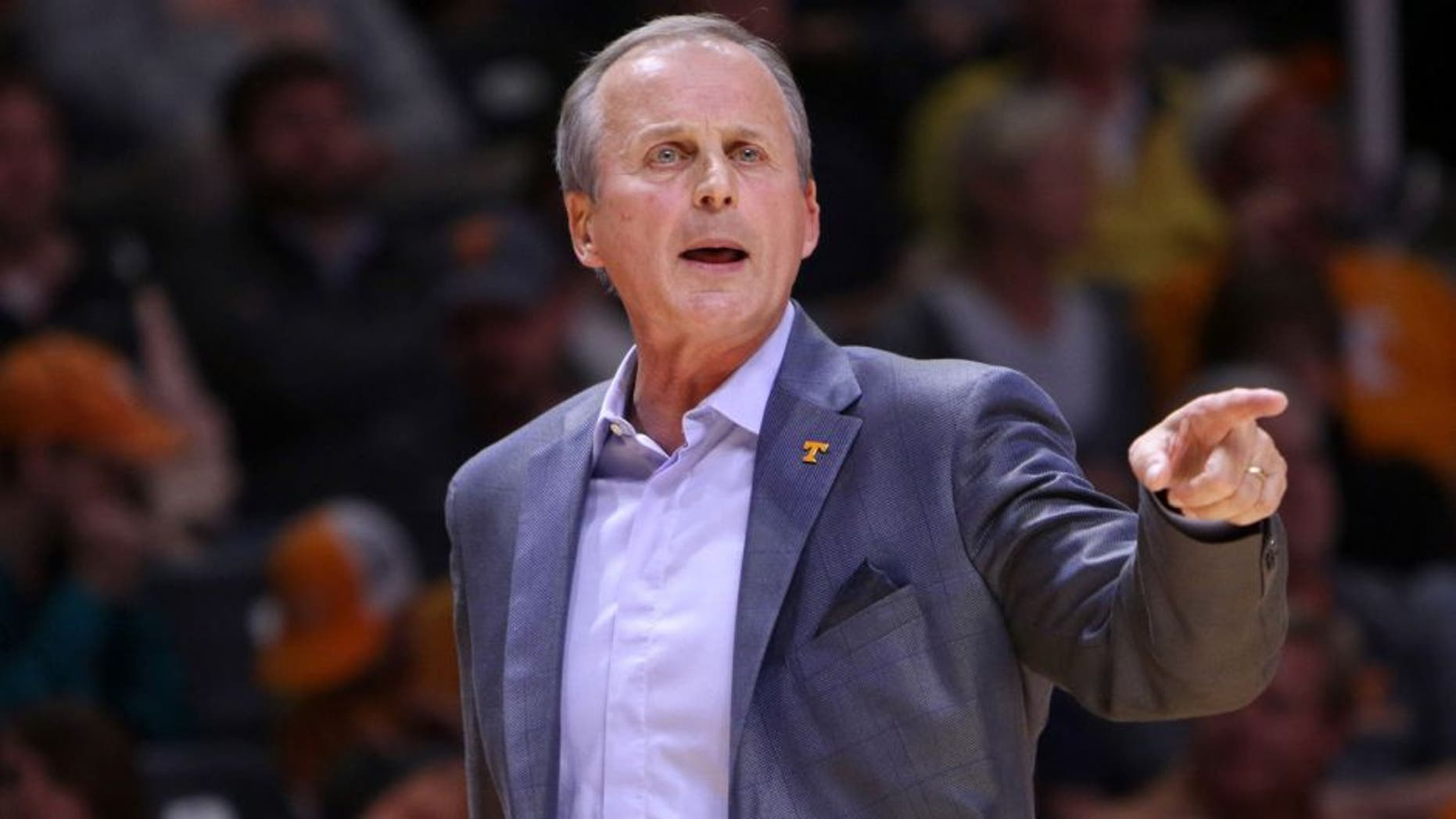 Punter's career-high 31 help Tennessee win coach Barnes ...