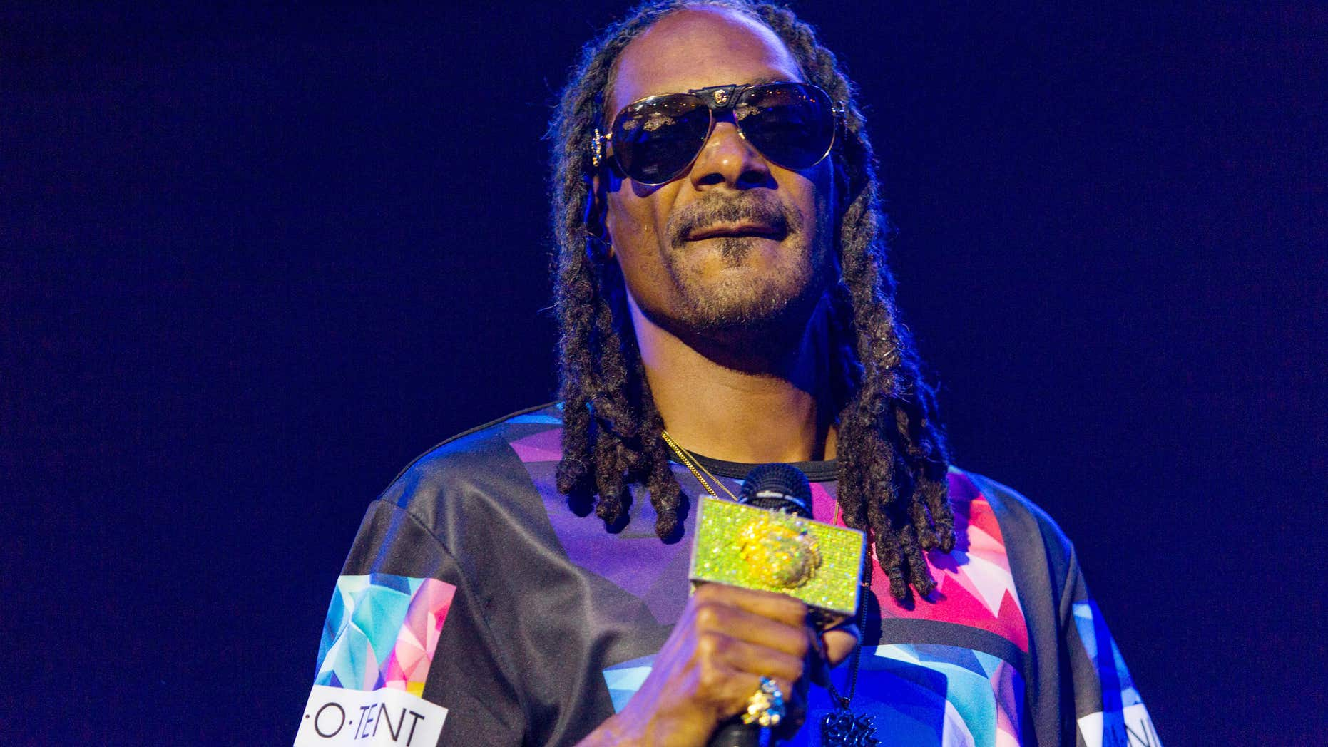 FILE - In this Sat., Sept. 26, 2015 file photo, Snoop Dogg performs during the Life is Beautiful festival in Las Vegas.