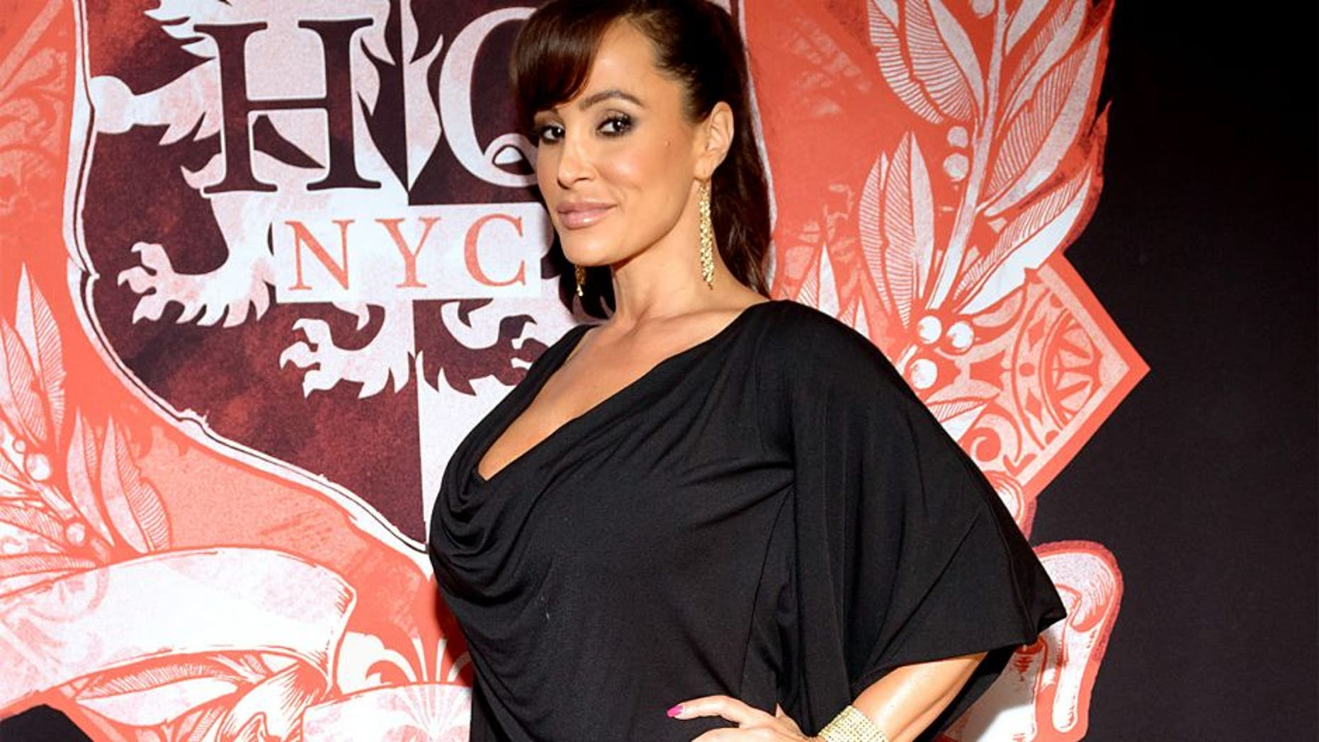 NEW YORK, NY - SEPTEMBER 20: Adult actress Lisa Ann visits Headquarters on September 20, 2012 in New York City. (Photo by Michael Stewart/WireImage)