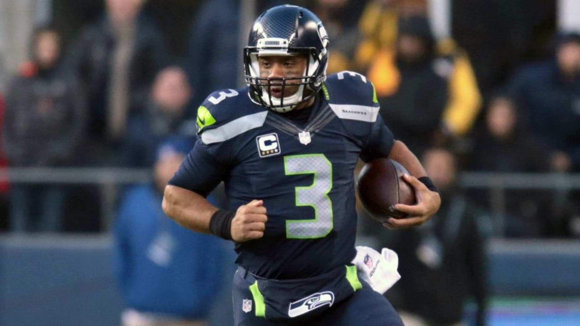 Russell Wilson will try to lead Seattle to the NFL postseason for a sixth consecutive year.