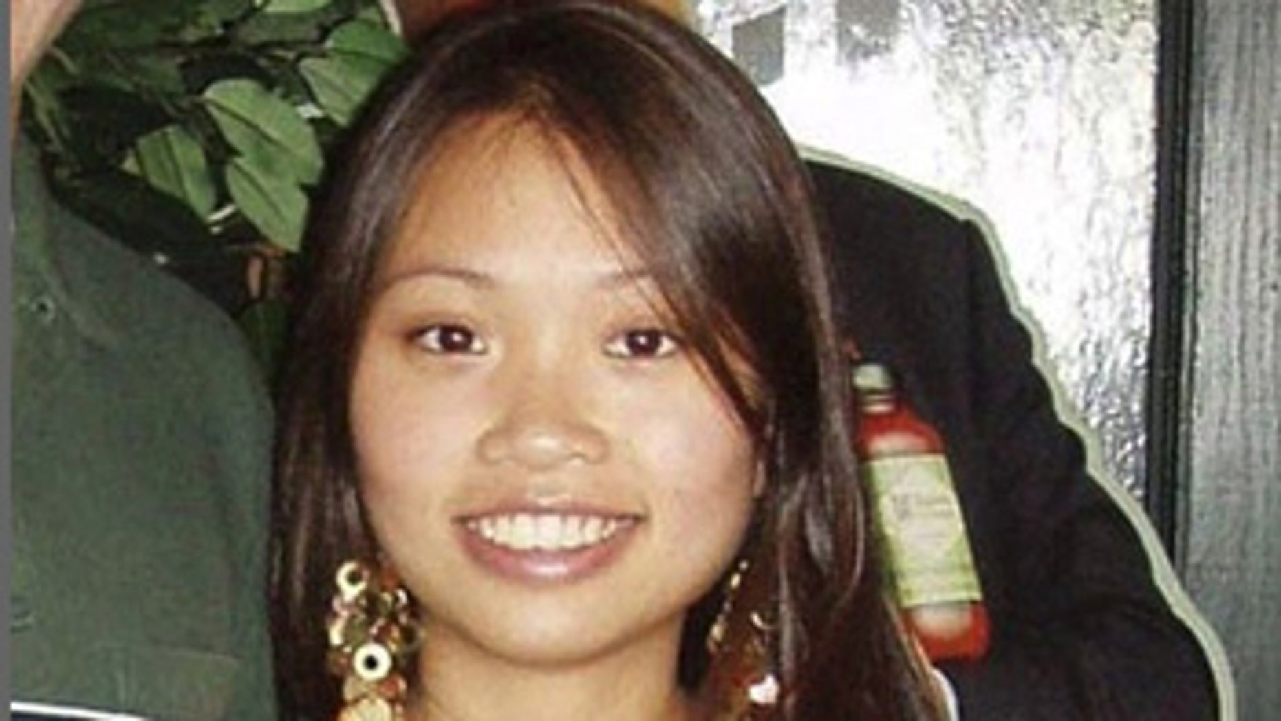 Yale University graduate student Annie Le is seen in this undated image