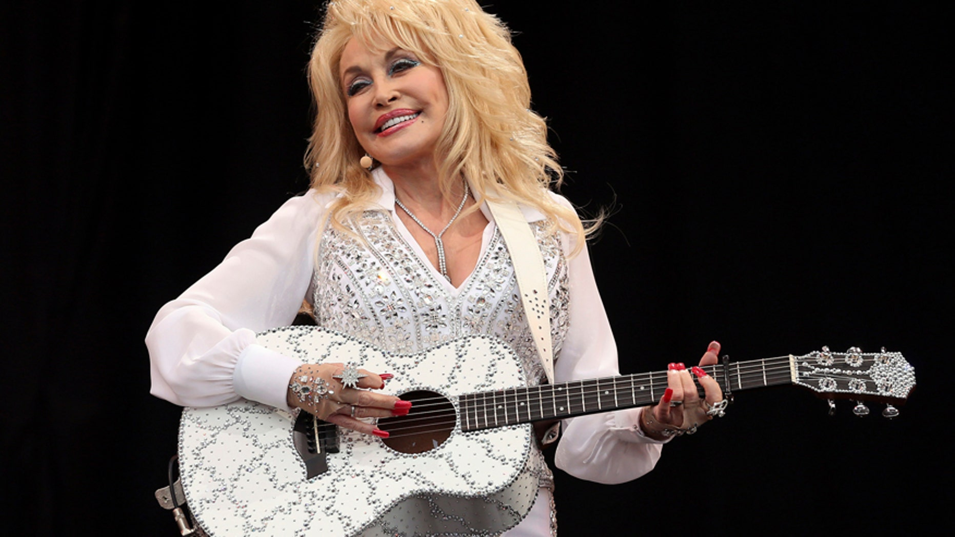 Dolly Parton is sharing the secret behind her 52-year marriage to husband Carl Thomas Dean.