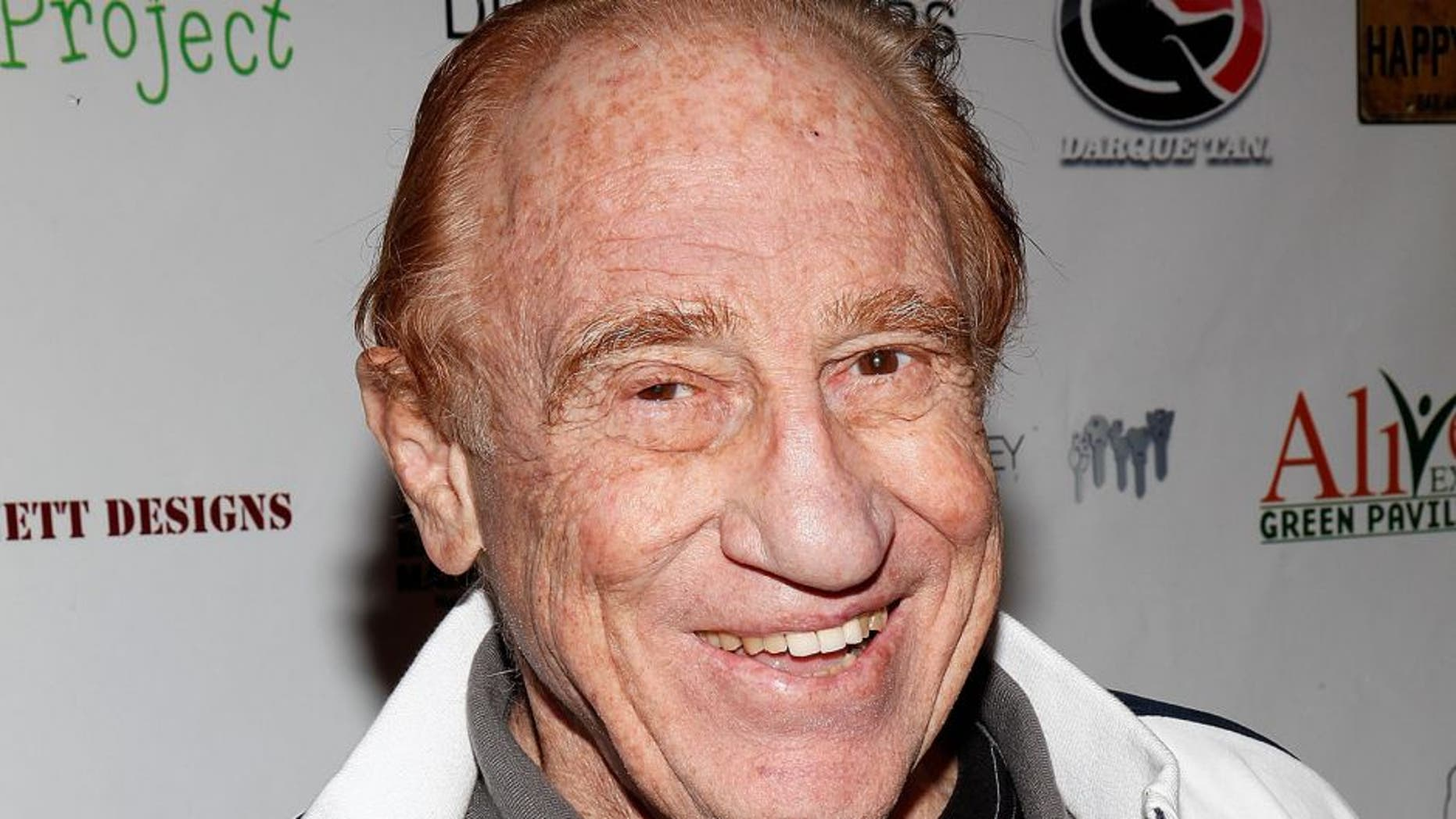 """HOLLYWOOD - FEBRUARY 21: Gene LeBell attends """"Changing Hands"""" premiere at The Happy Ending Bar & Restaurant on February 21, 2010 in Hollywood, California. (Photo by Brian To/FilmMagic) *** Local Caption *** Gene LeBell"""