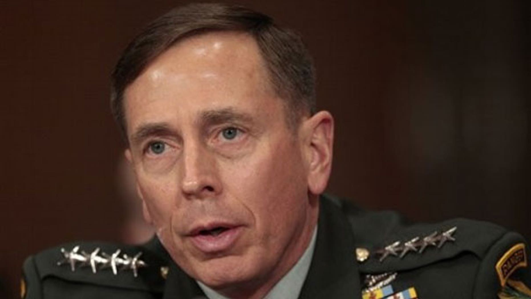 Dec. 9: U.S. Central Command commanding Gen. David Petraeus testifies on Capitol Hill in Washington before the Senate Foreign Relations Committee hearing on Afghanistan (AP).