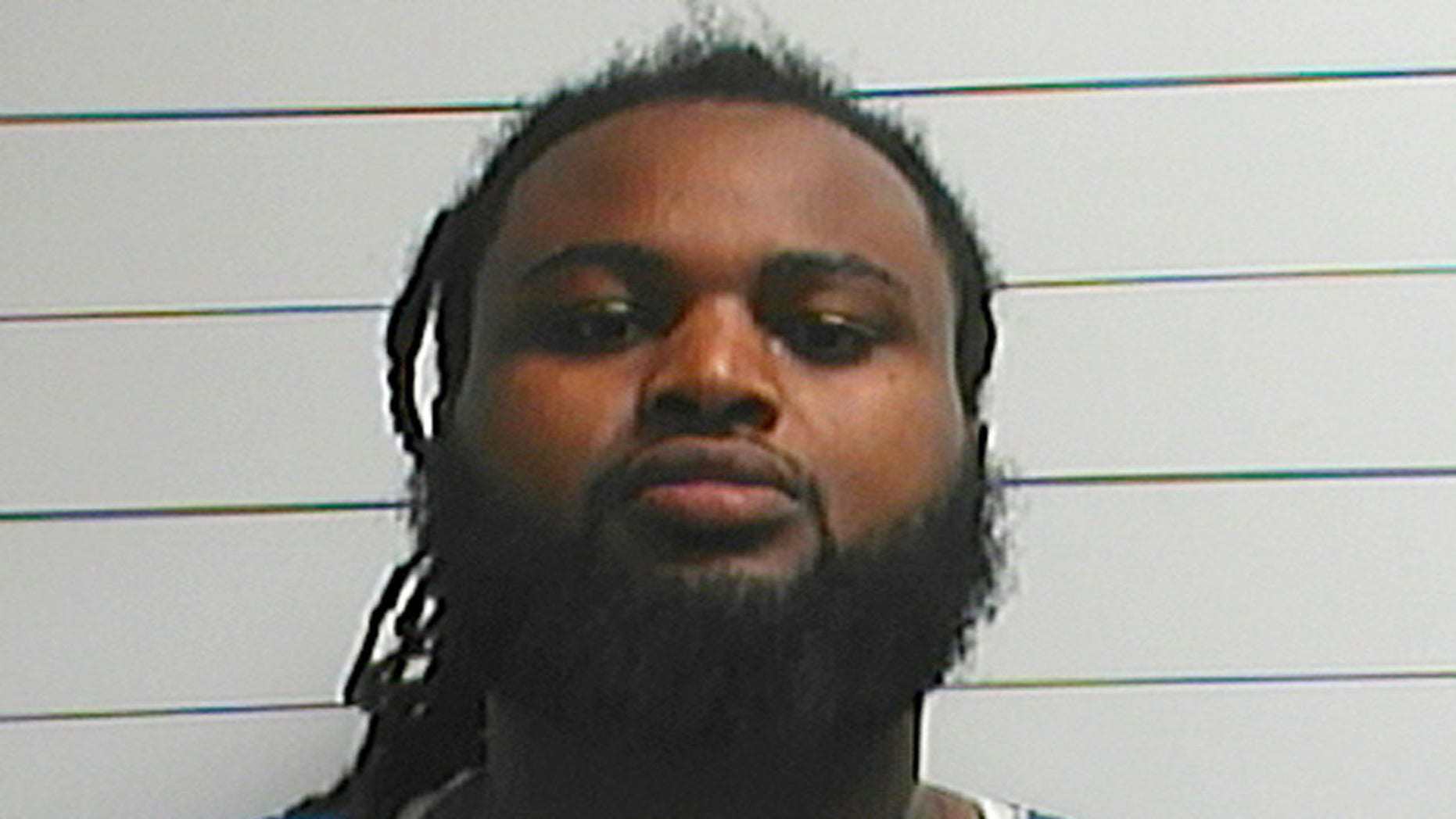 FILE - This April 10, 2016, file photo provided by the Orleans Parish Sheriff's Office shows Cardell Hayes.