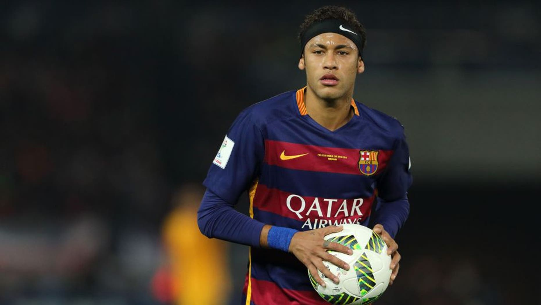 Barca Neymar